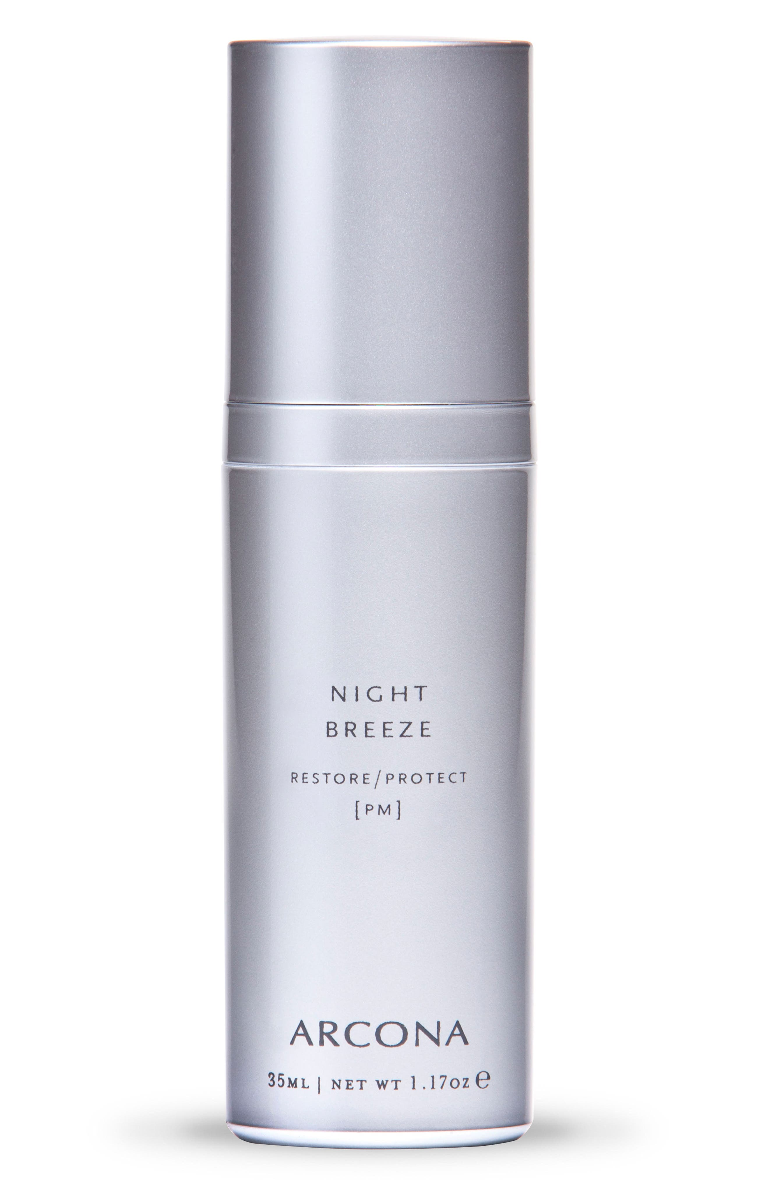 Night Breeze Serum,                             Main thumbnail 1, color,                             NO COLOR