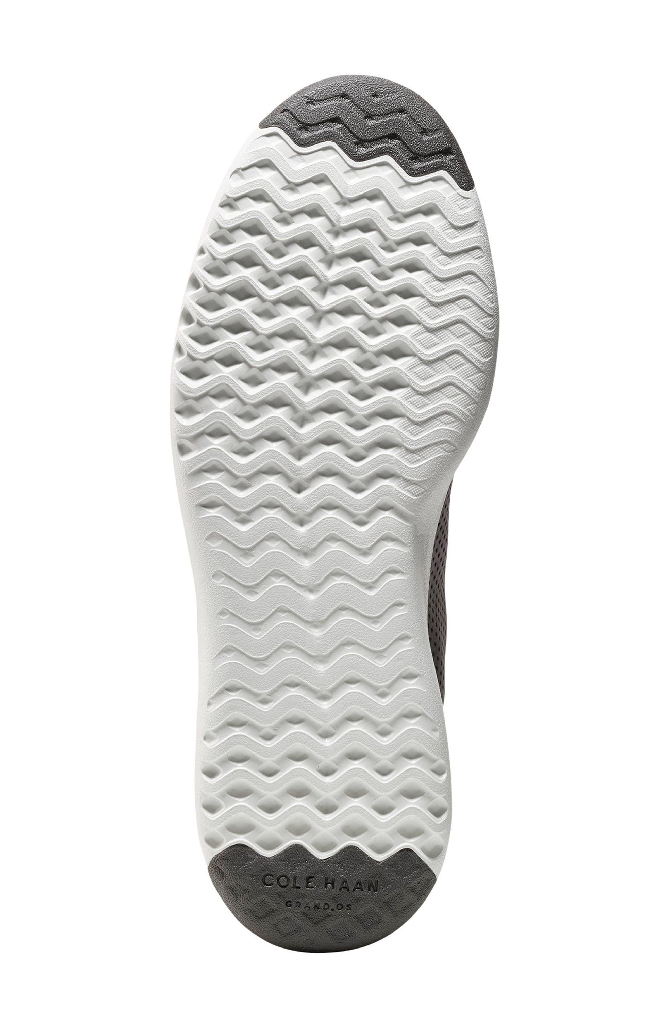 GrandPro High Top Sneaker,                             Alternate thumbnail 4, color,                             025