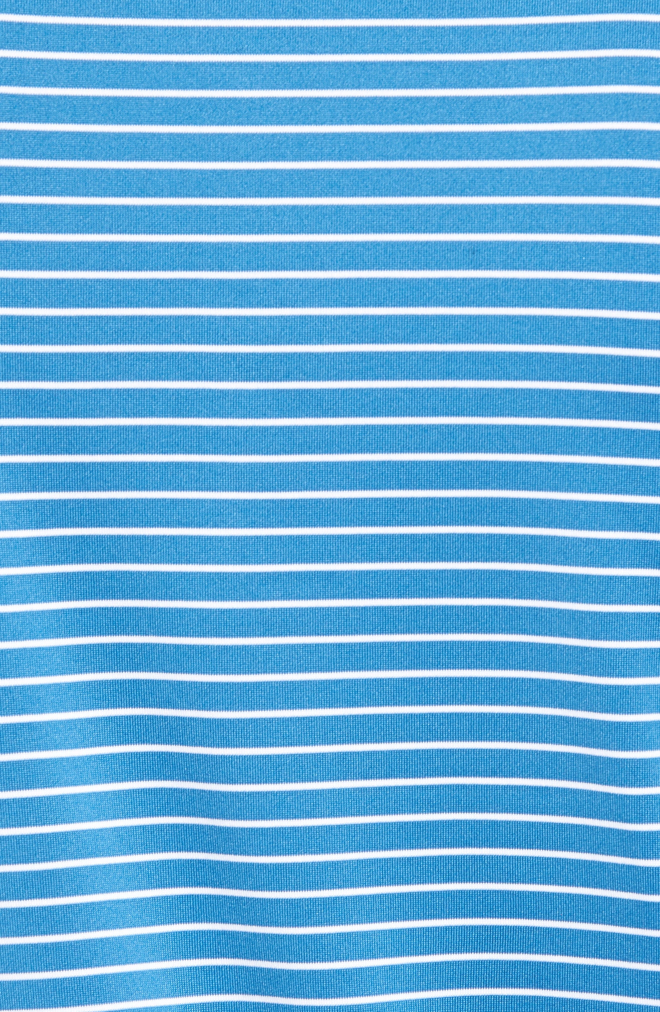 Stripe Polo,                             Alternate thumbnail 5, color,                             100