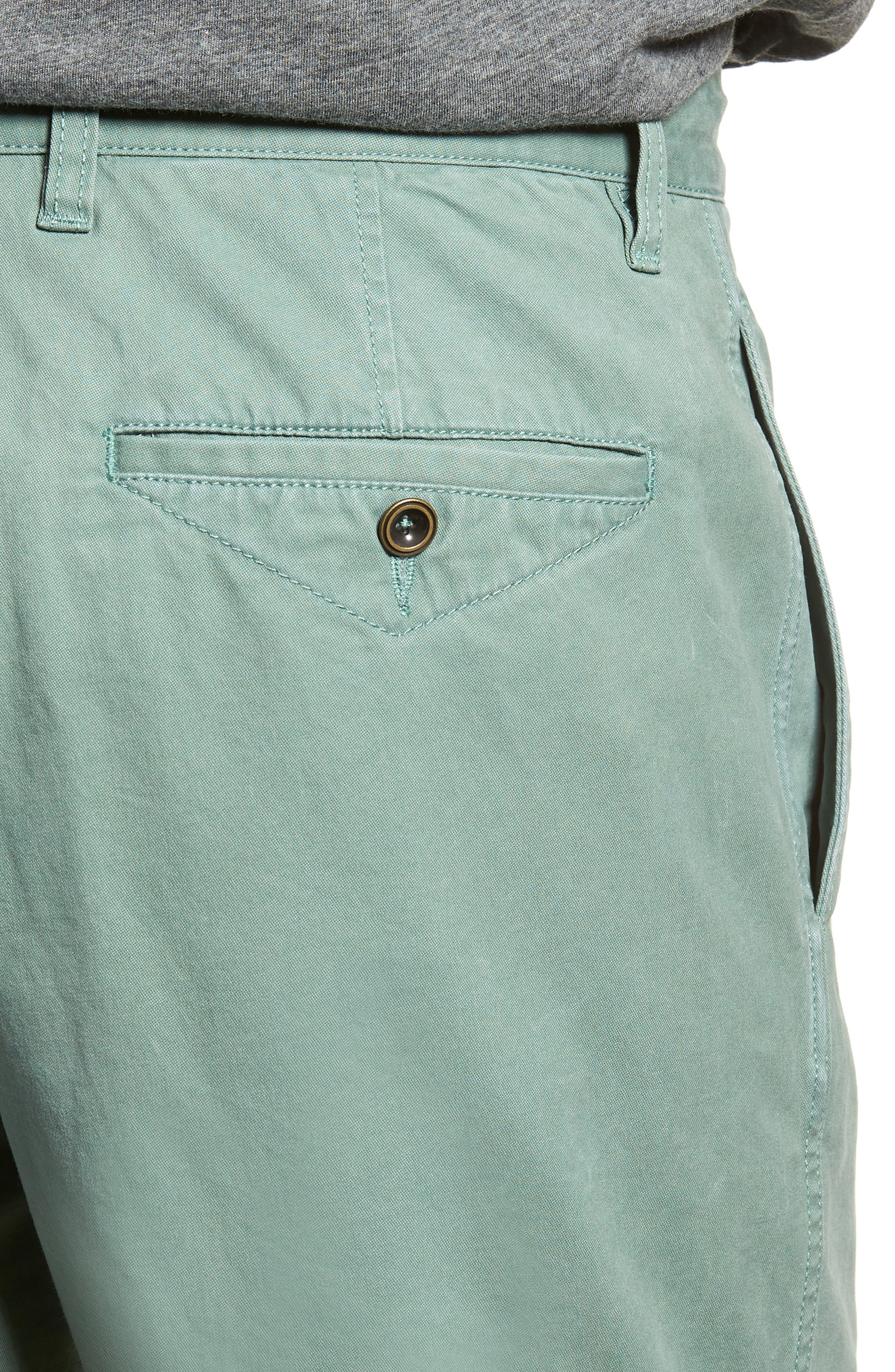 Glenburn Shorts,                             Alternate thumbnail 4, color,                             SAGE