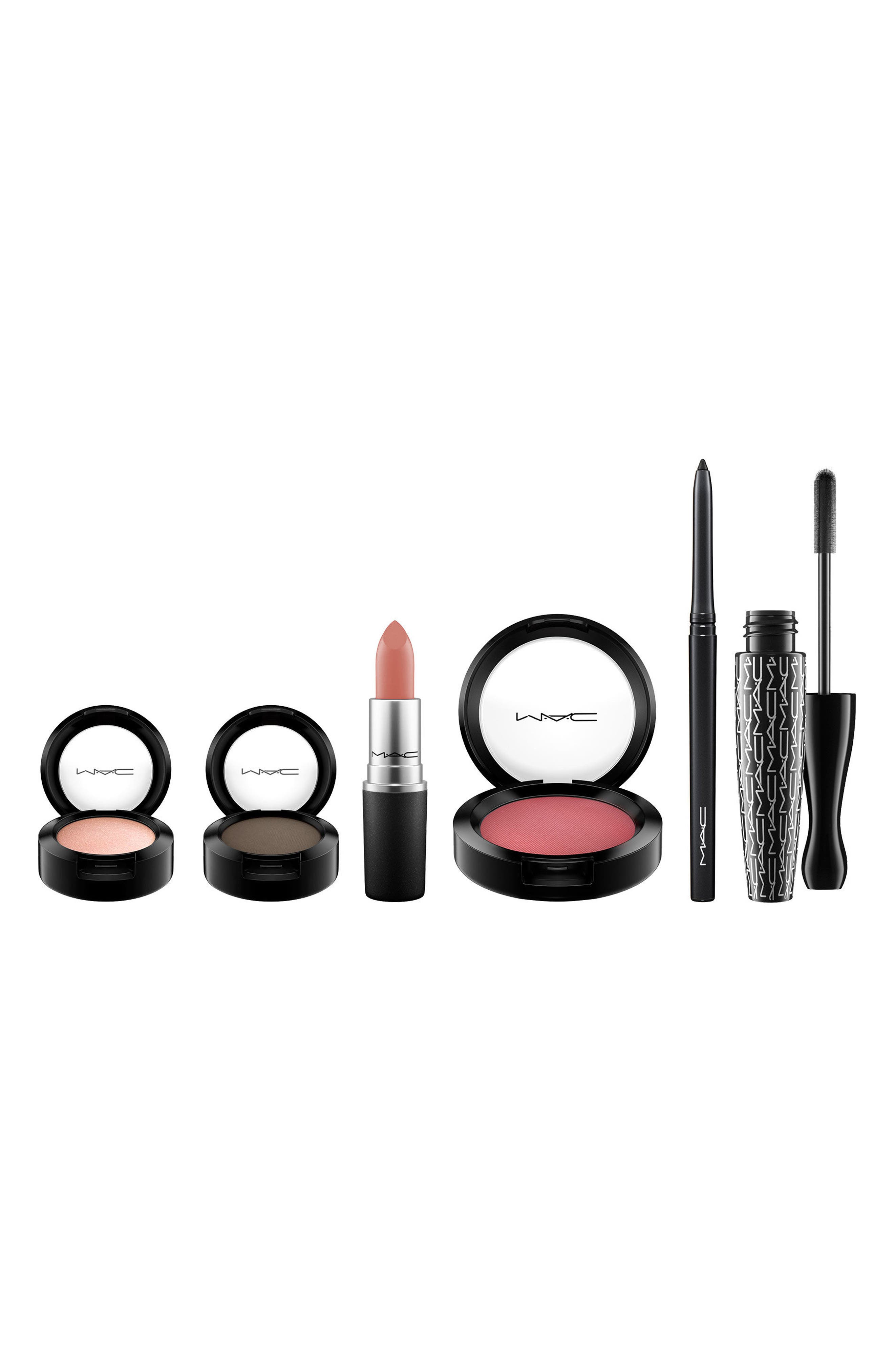 MAC Look in a Box Soft Sophistication Kit,                             Main thumbnail 1, color,                             000