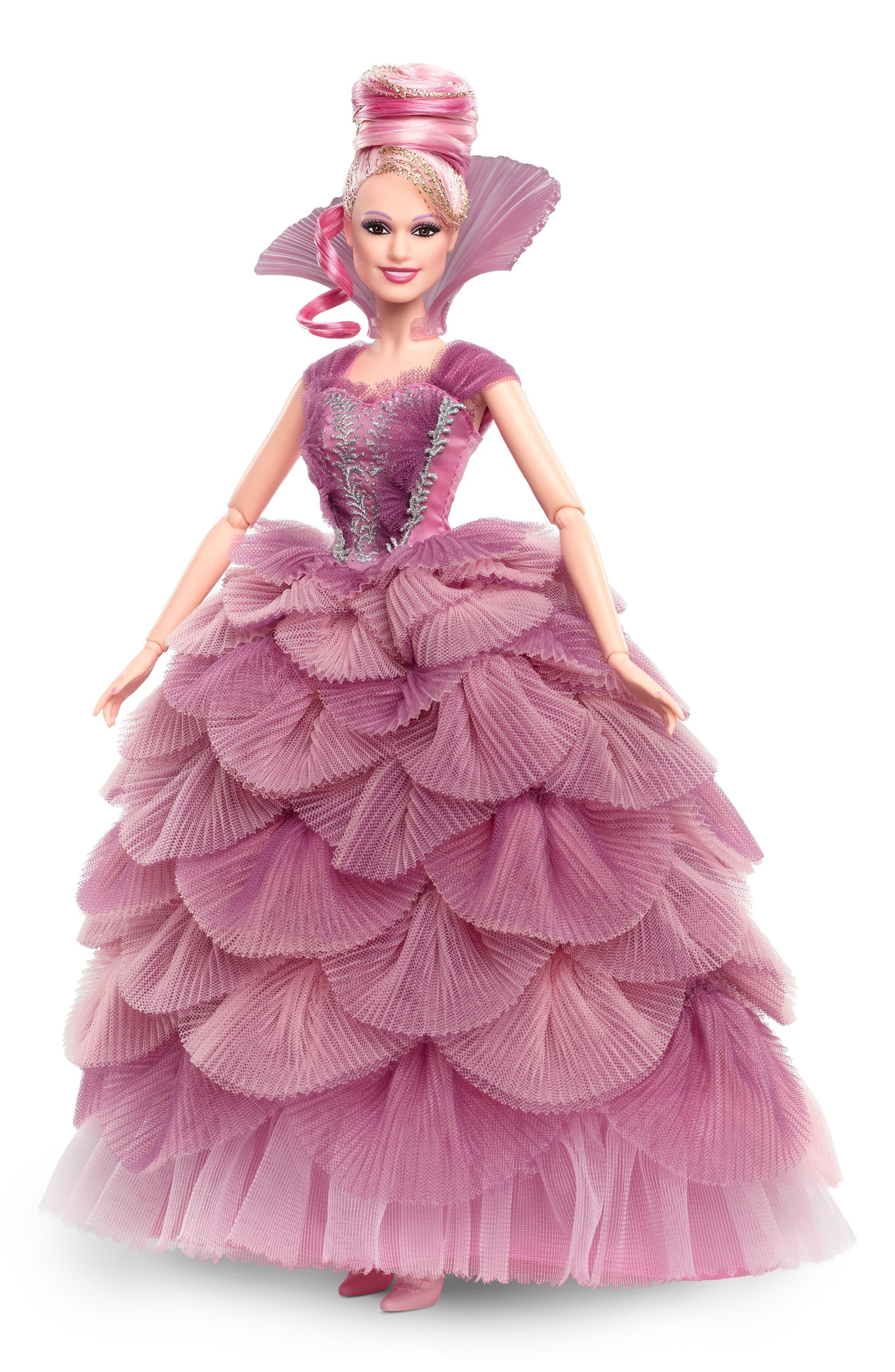 MATTEL,                             Disney<sup>®</sup> The Nutcracker & the Four Realms Sugar Plum Fairy Barbie<sup>®</sup> Doll,                             Main thumbnail 1, color,                             960