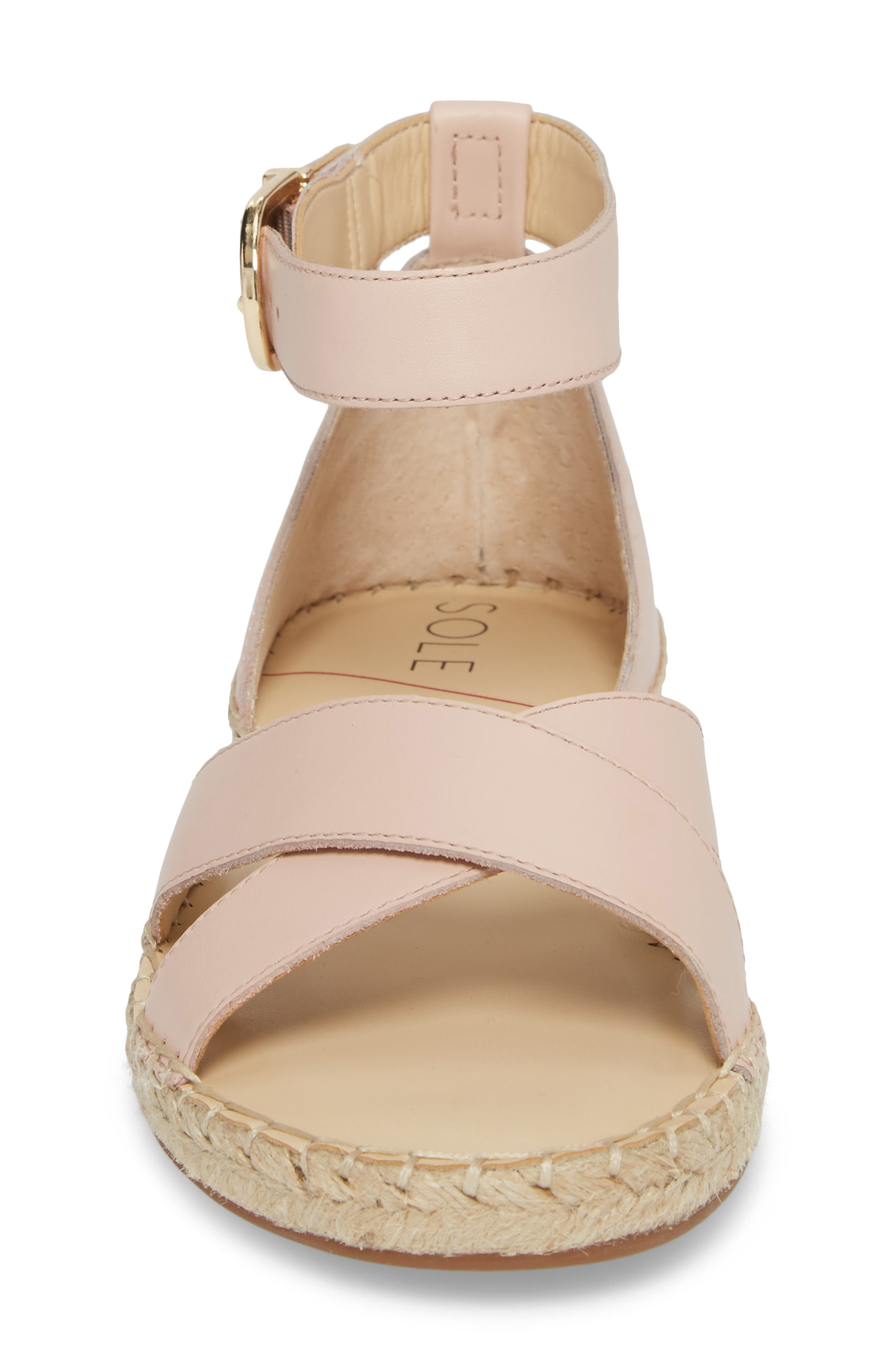 Saundra Espadrille Sandal,                             Alternate thumbnail 16, color,