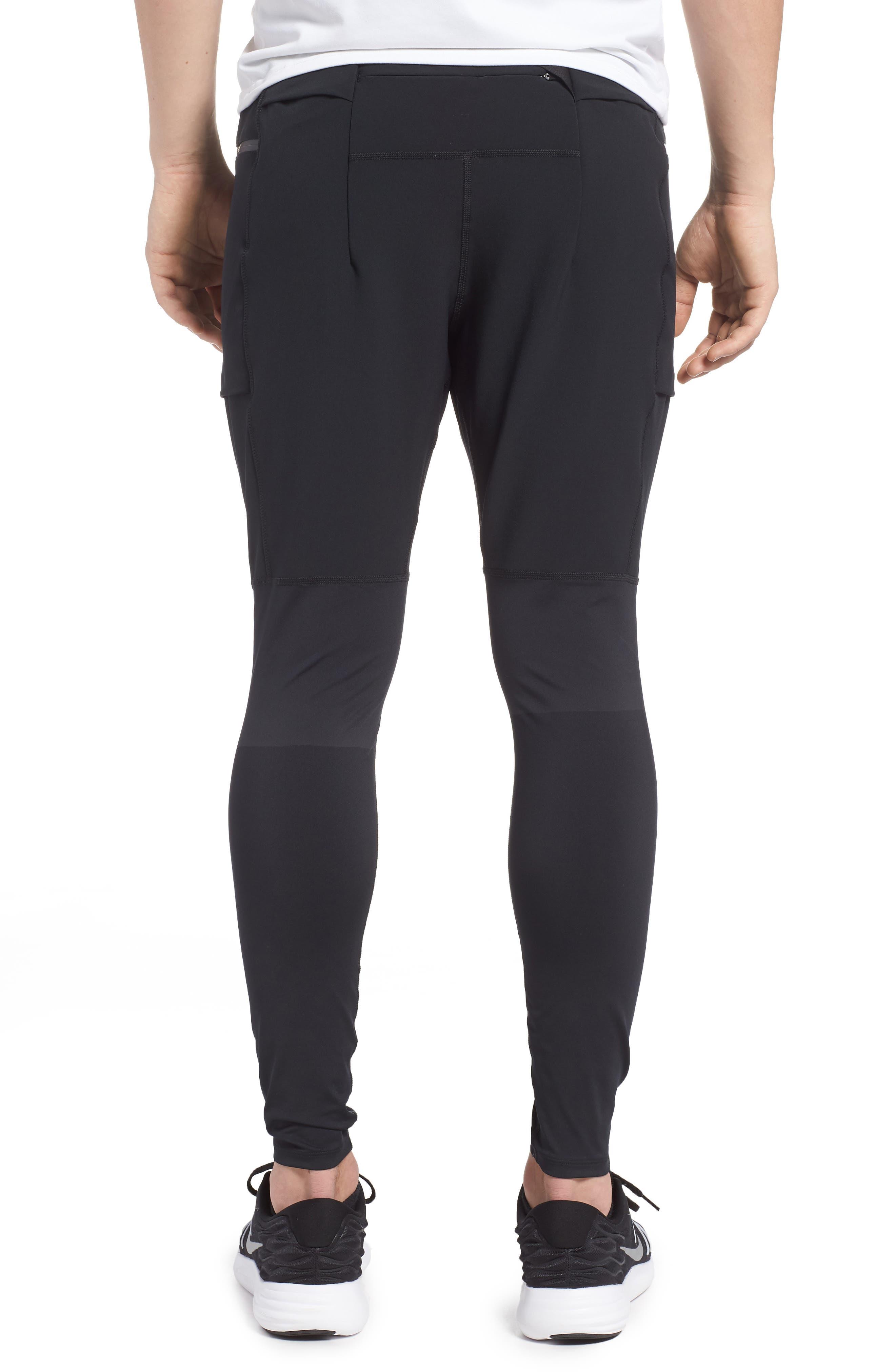 Utility Running Pants,                             Alternate thumbnail 2, color,                             BLACK
