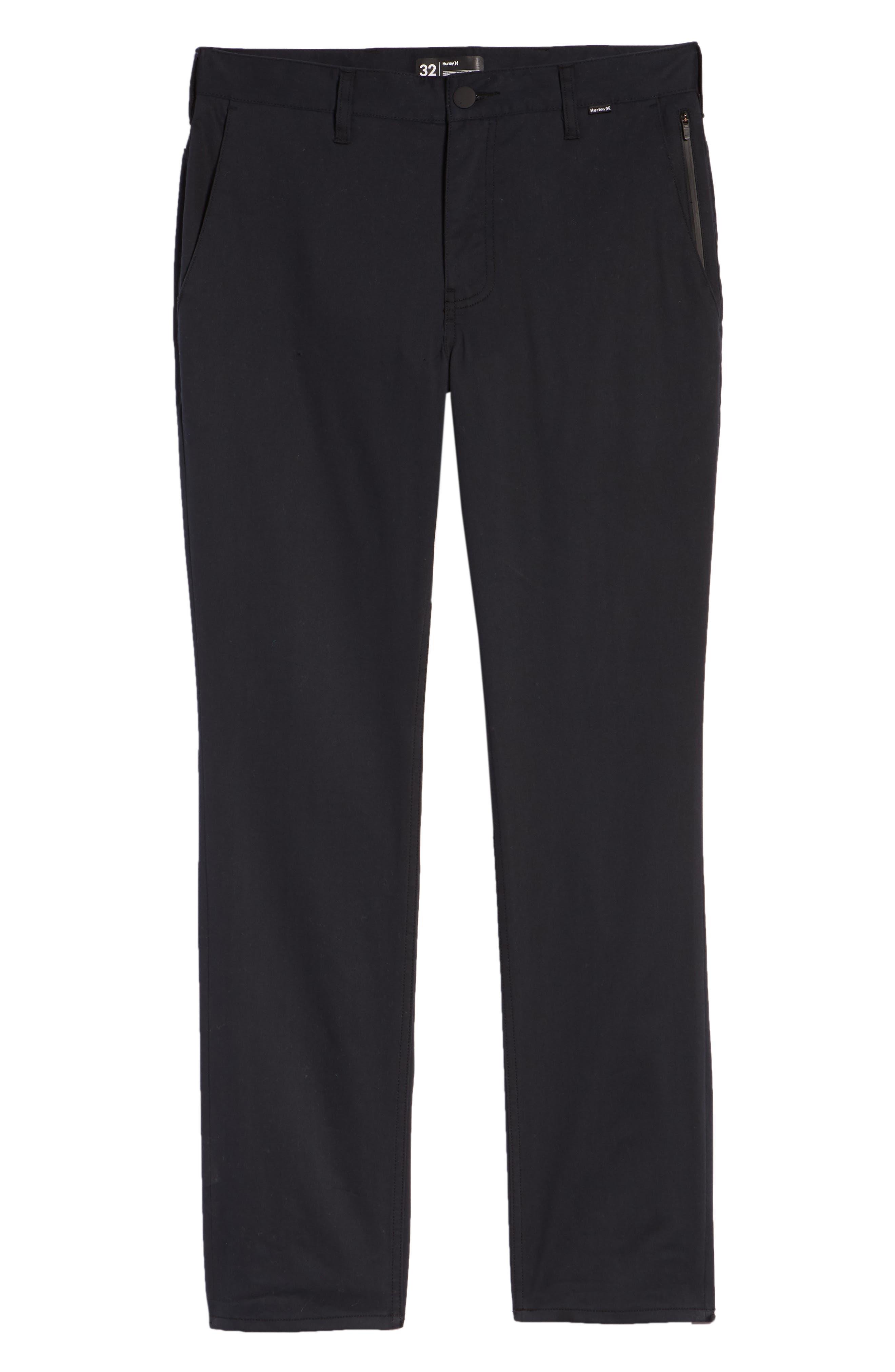 Dri-FIT Pants,                             Alternate thumbnail 6, color,                             BLACK