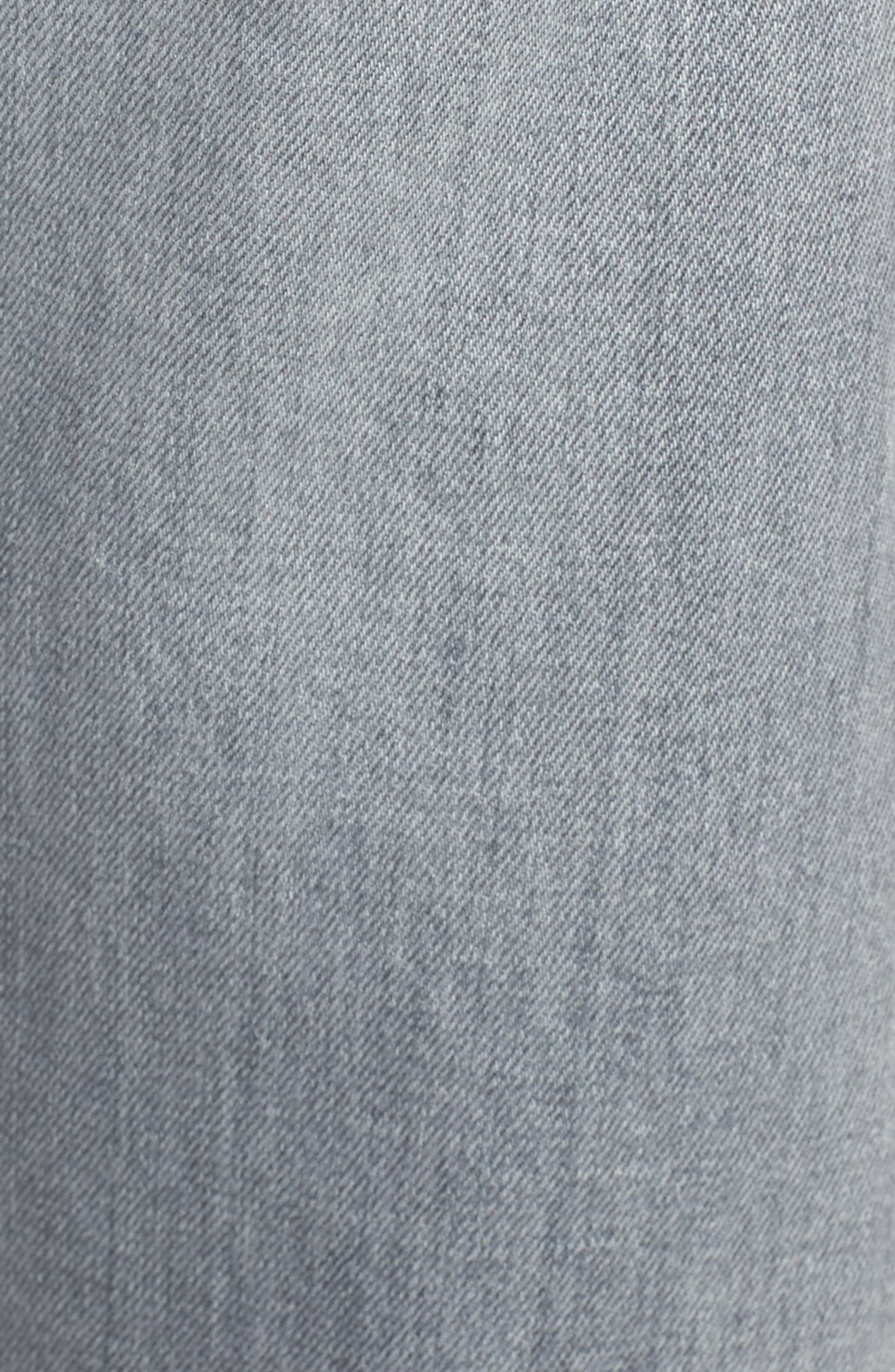 Everett Slim Straight Fit Jeans,                             Alternate thumbnail 5, color,