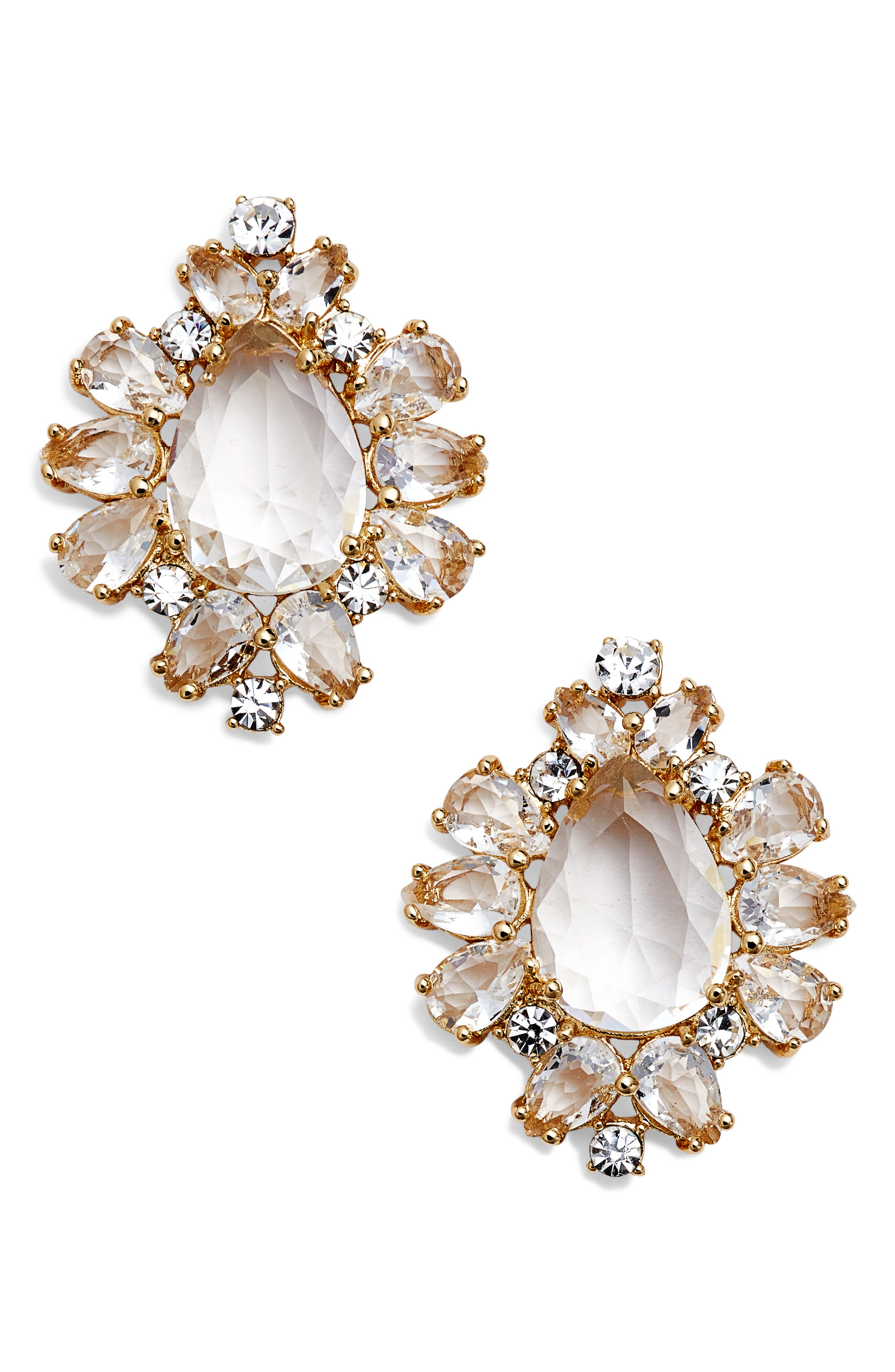 take a shine statement stud earrings,                             Main thumbnail 3, color,