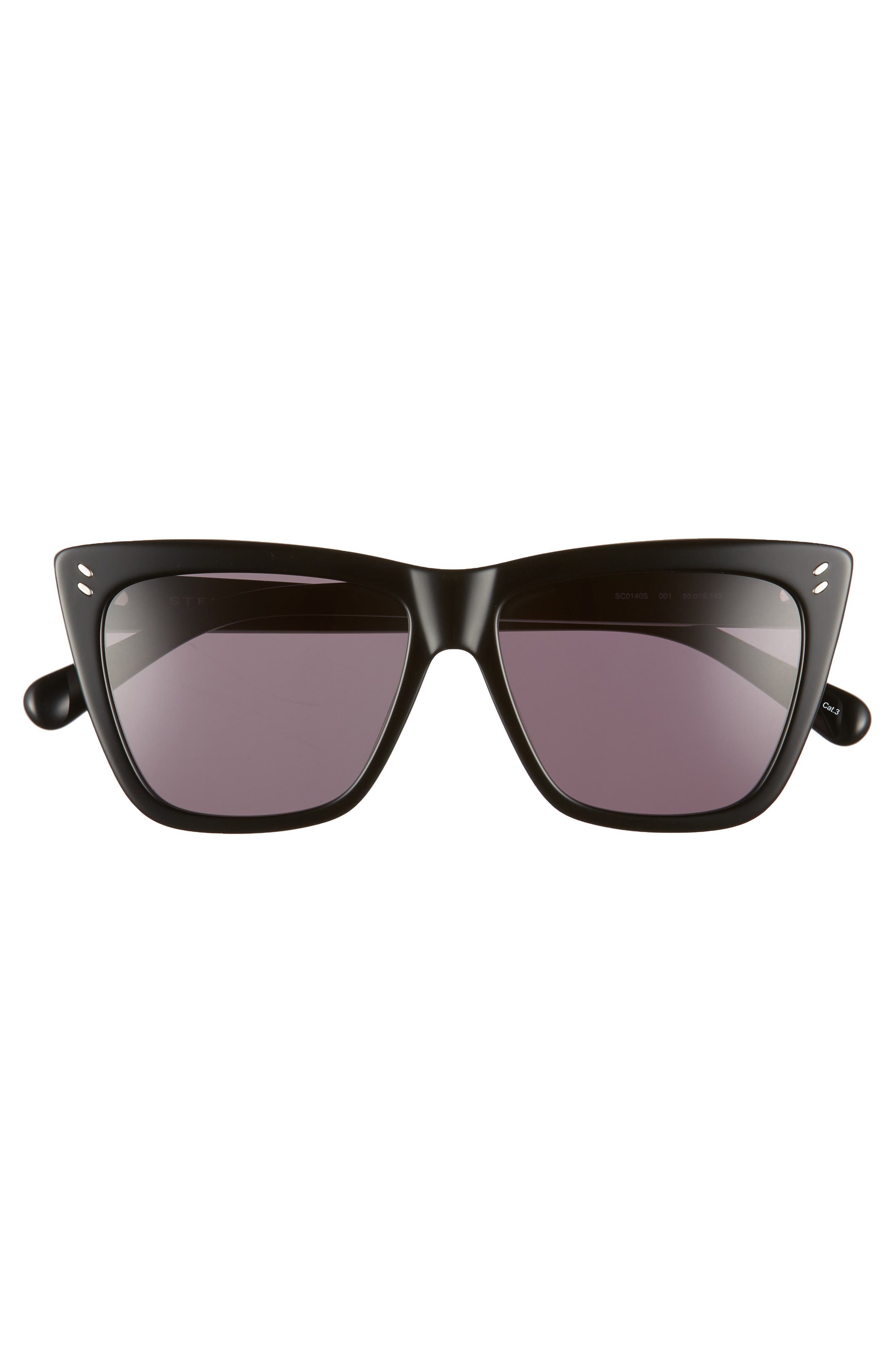 55mm Polarized Sunglasses,                             Alternate thumbnail 5, color,