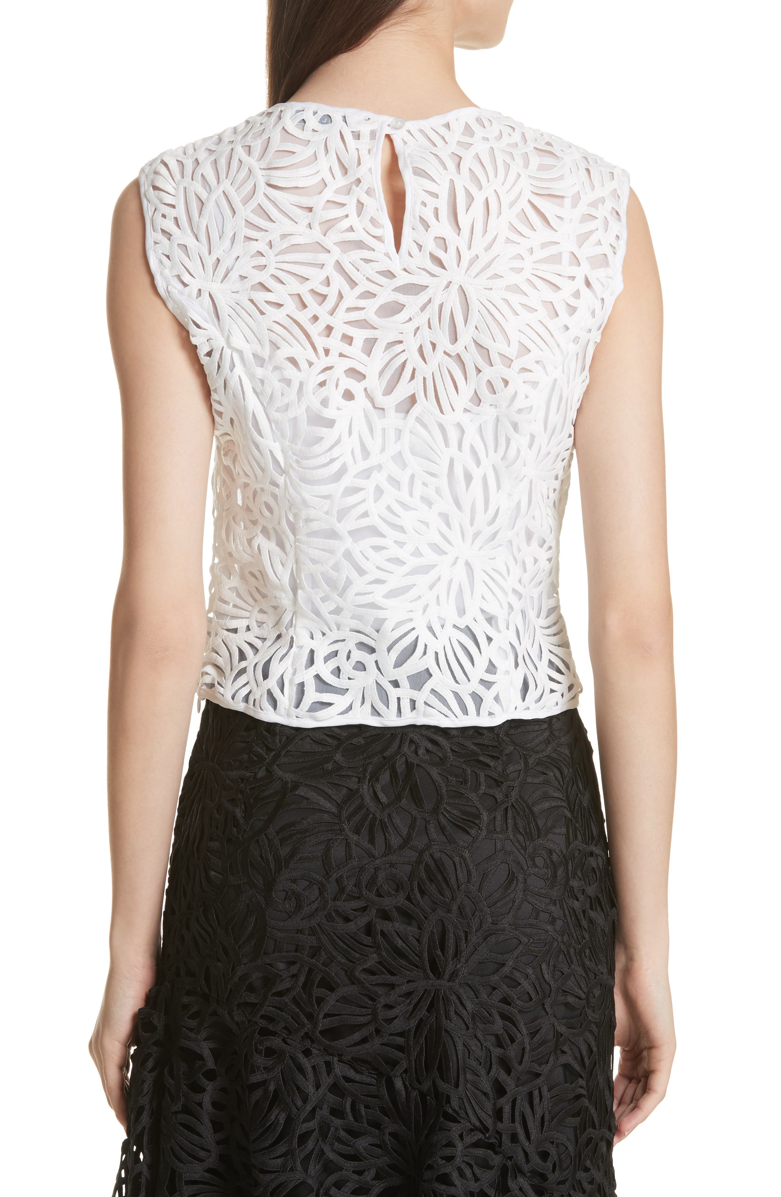 Irena Lace Top,                             Alternate thumbnail 2, color,                             150