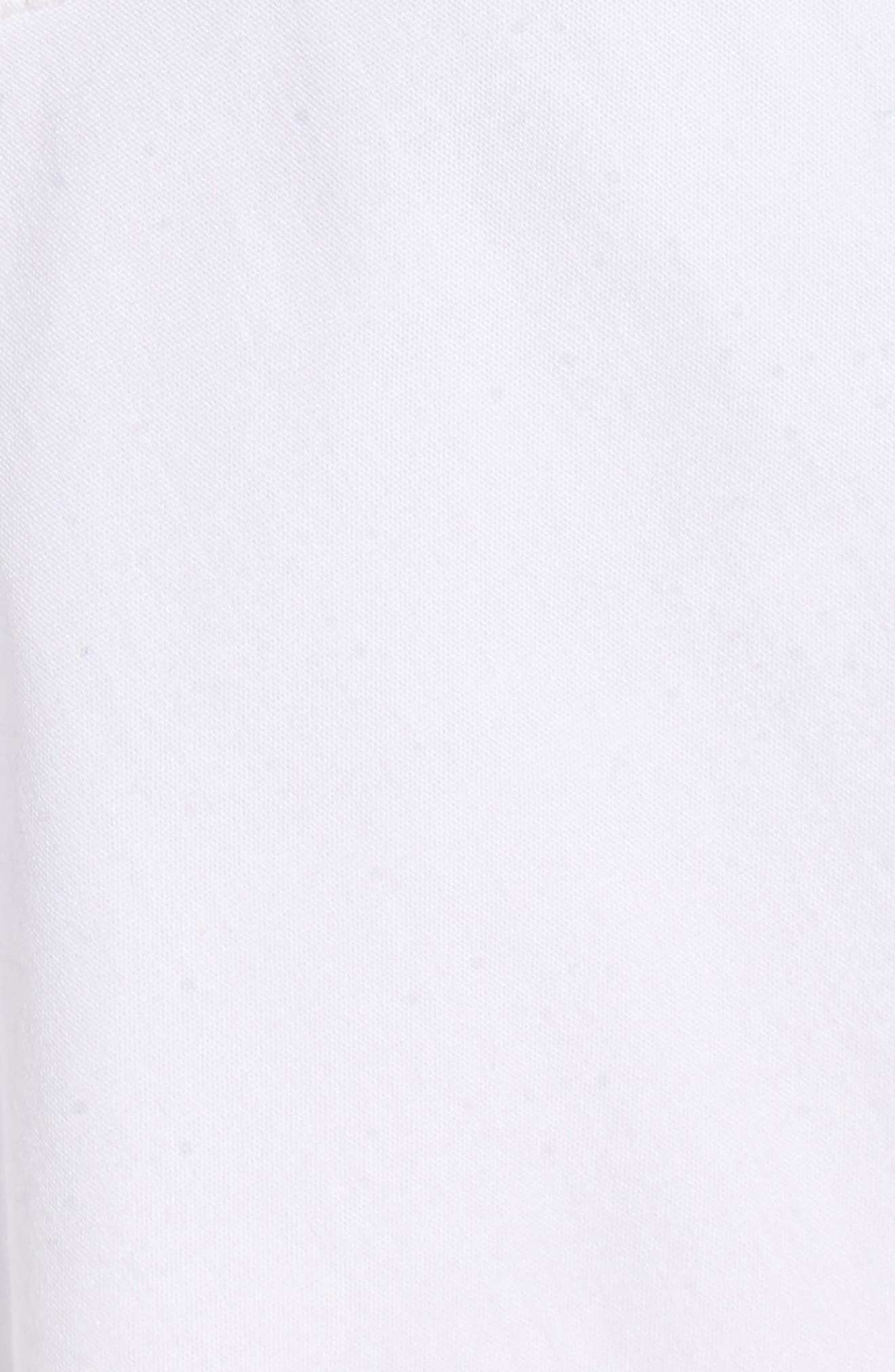 Ruffle One-Shoulder Dress,                             Alternate thumbnail 13, color,