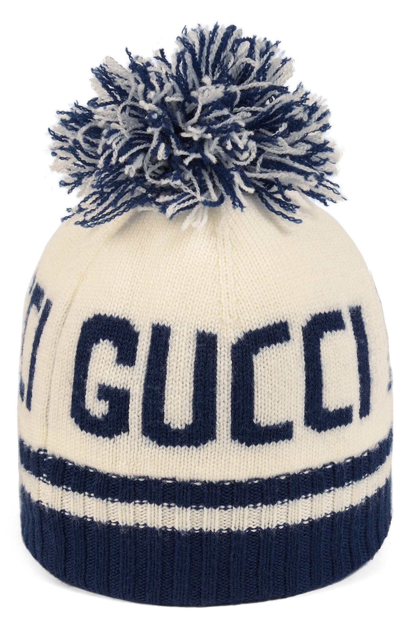Pom Hat,                             Alternate thumbnail 2, color,                             900