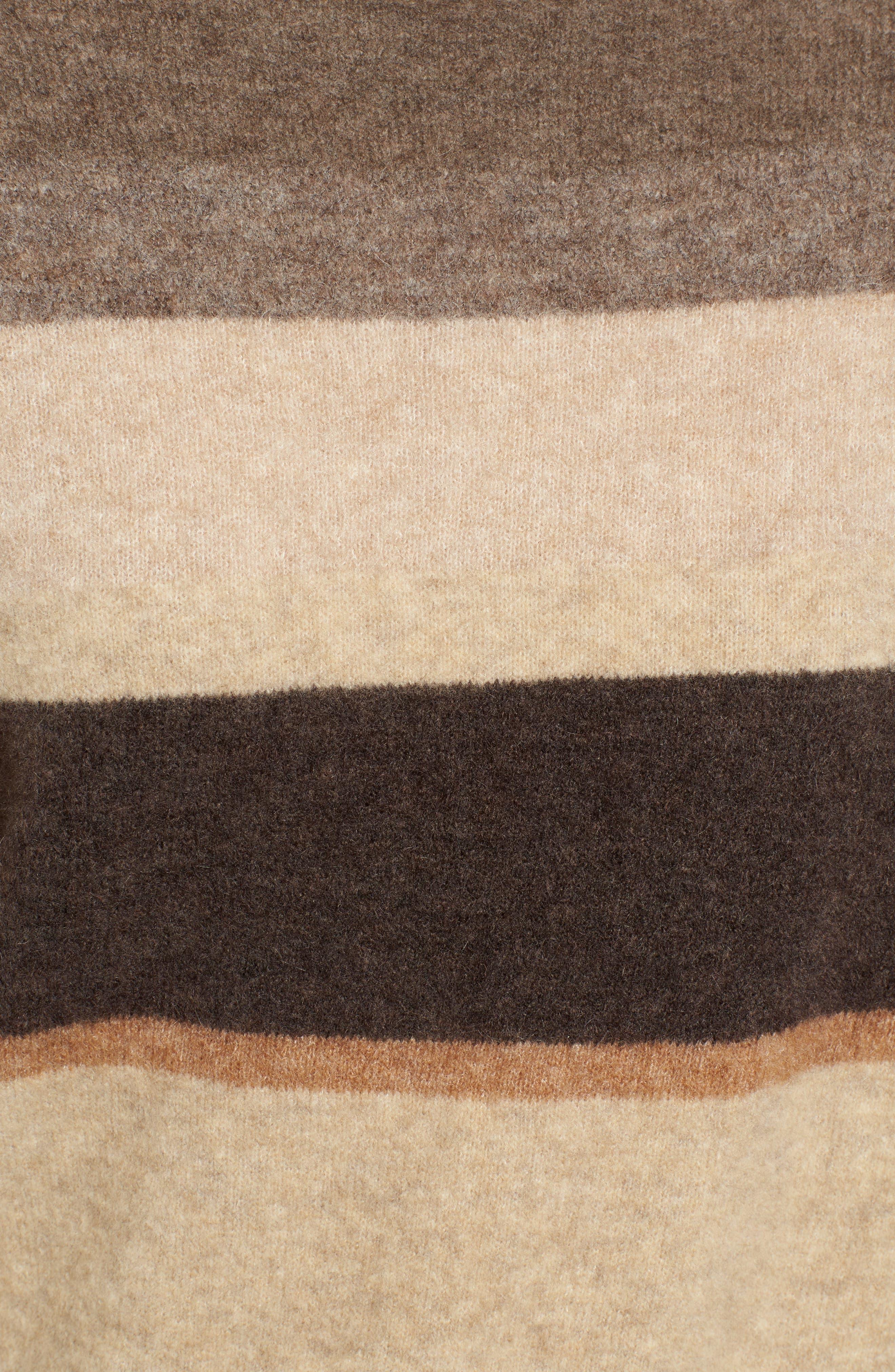 Stripe Sweater,                             Alternate thumbnail 5, color,