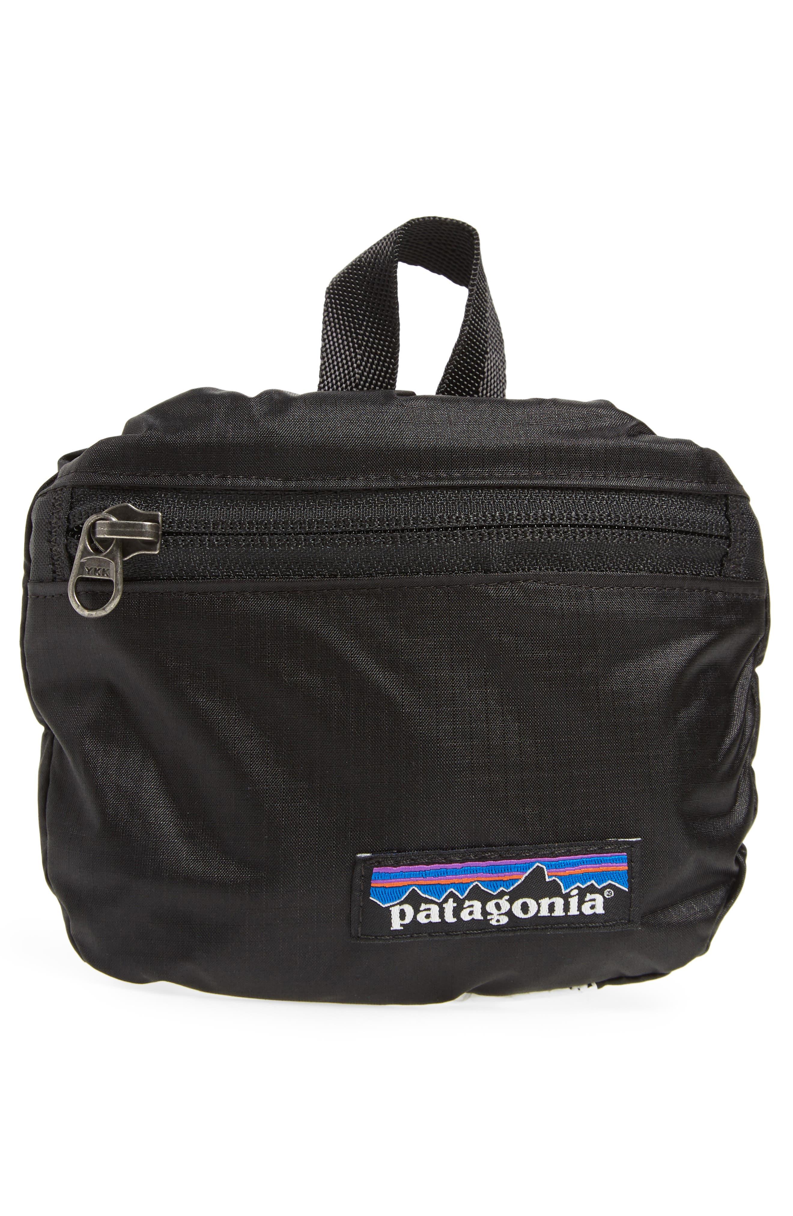 Travel Belt Bag,                             Alternate thumbnail 8, color,                             001