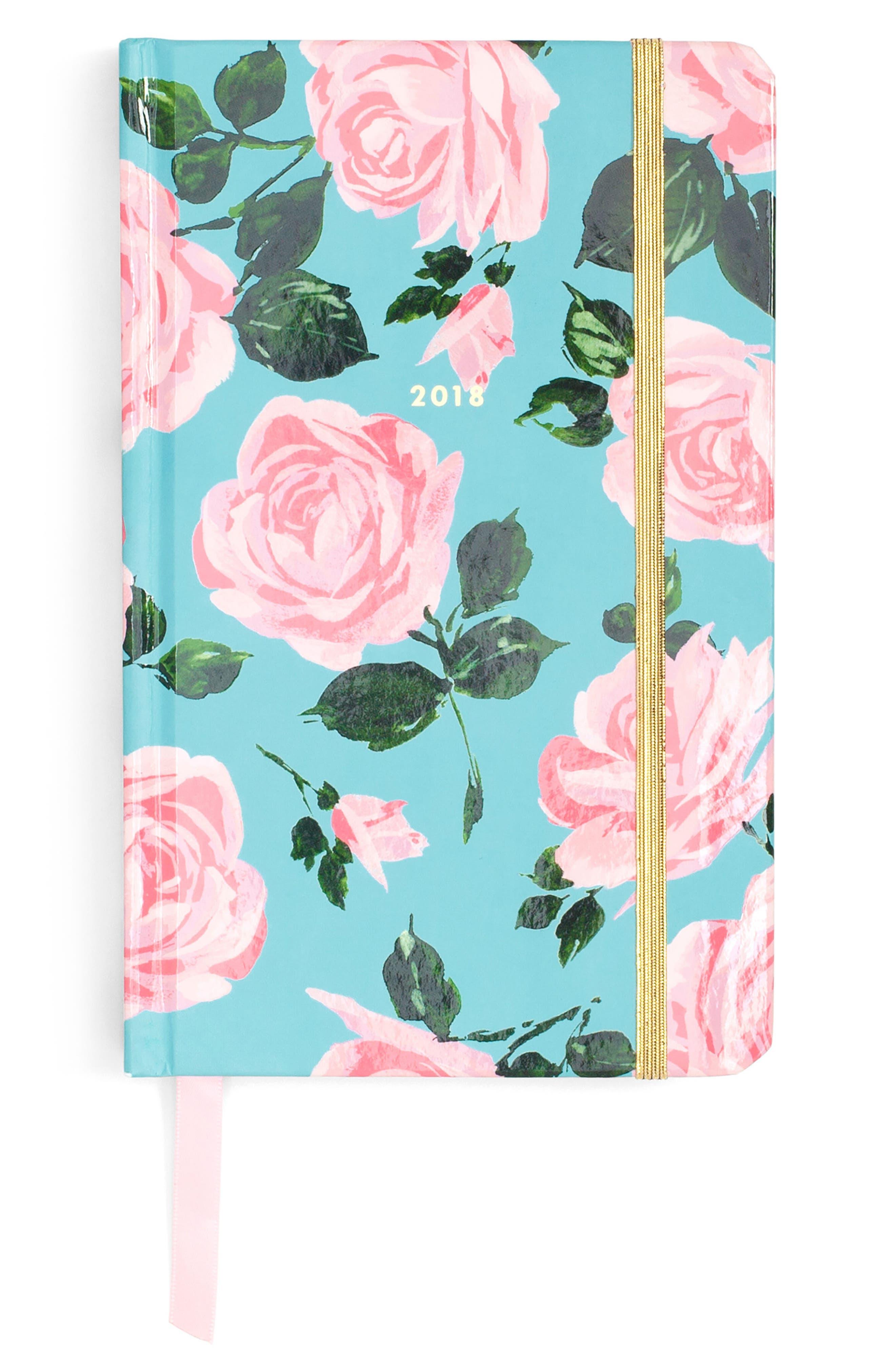 Rose Parade 17-Month Hardcover Agenda,                             Alternate thumbnail 4, color,                             400