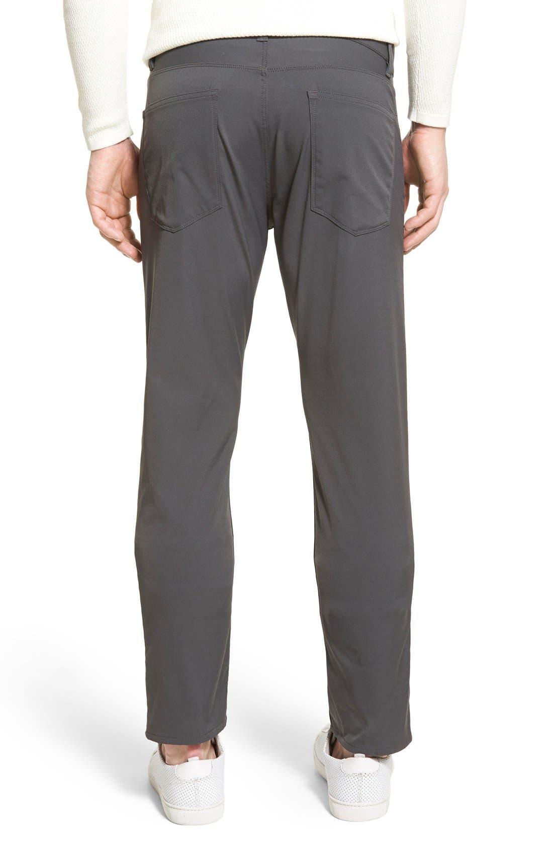 'Raffi' Slim Fit Pants,                             Alternate thumbnail 2, color,                             021