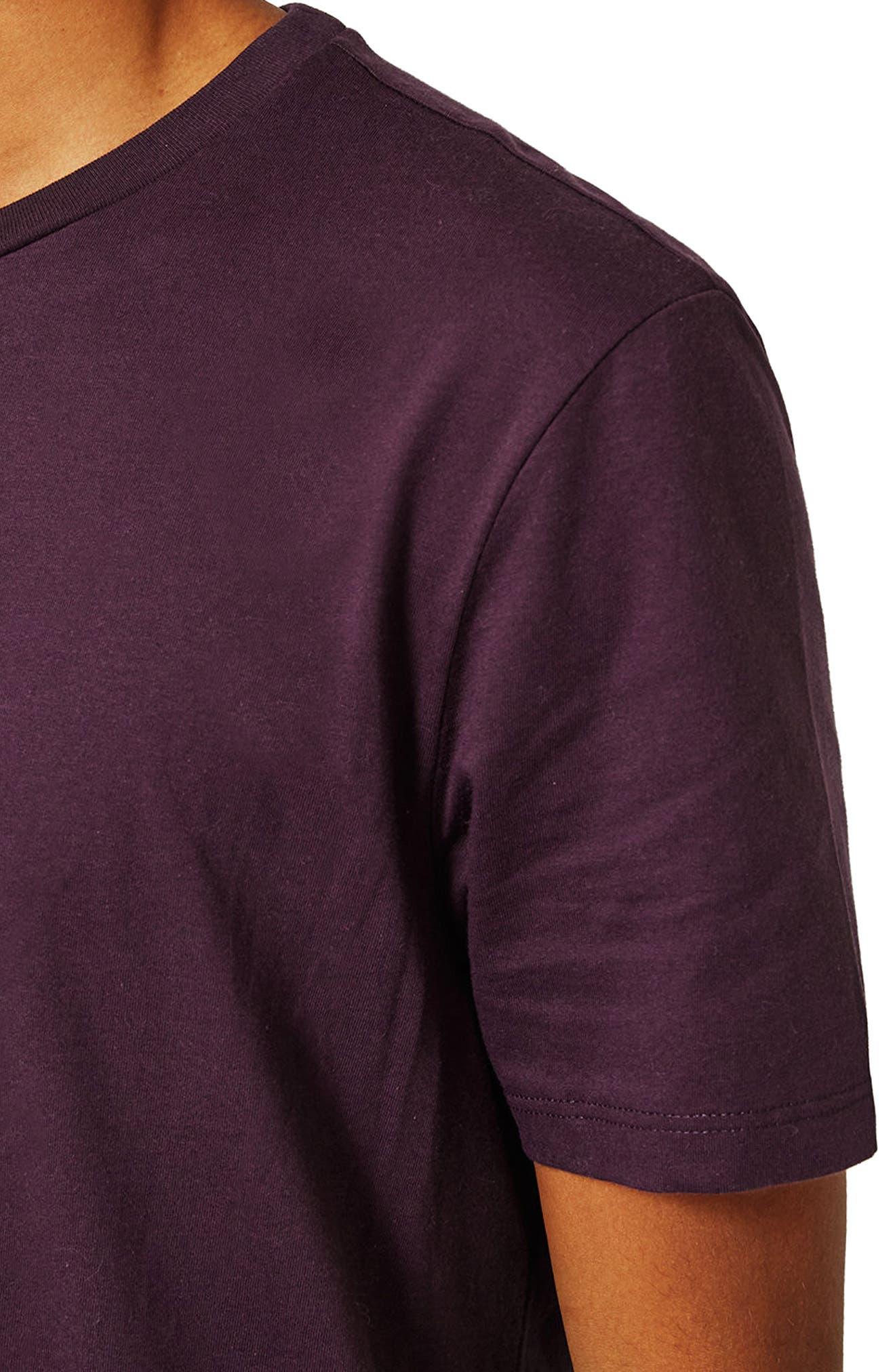 Slim Fit Crewneck T-Shirt,                             Alternate thumbnail 265, color,