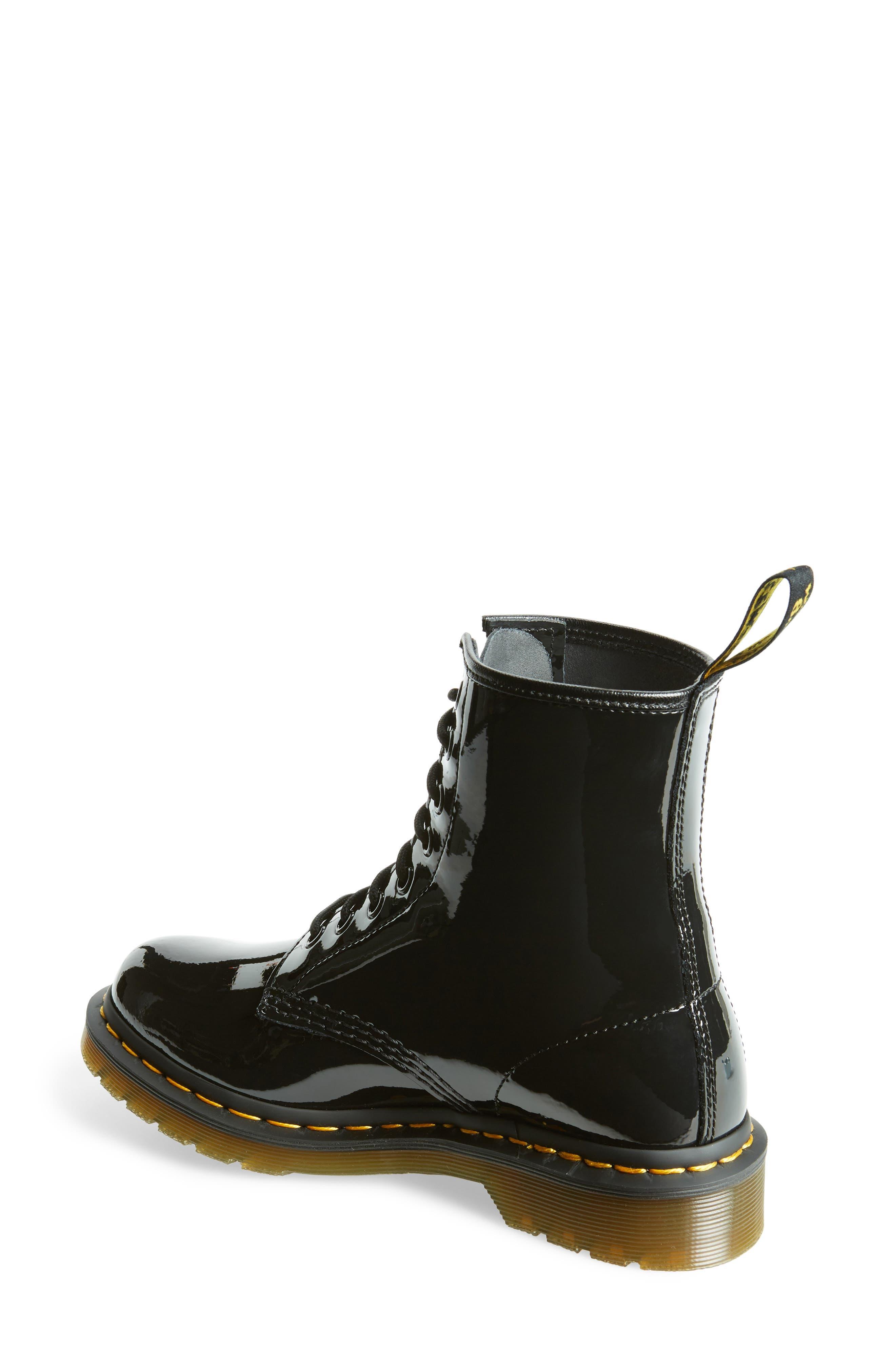 '1460' Boot,                             Alternate thumbnail 2, color,                             011