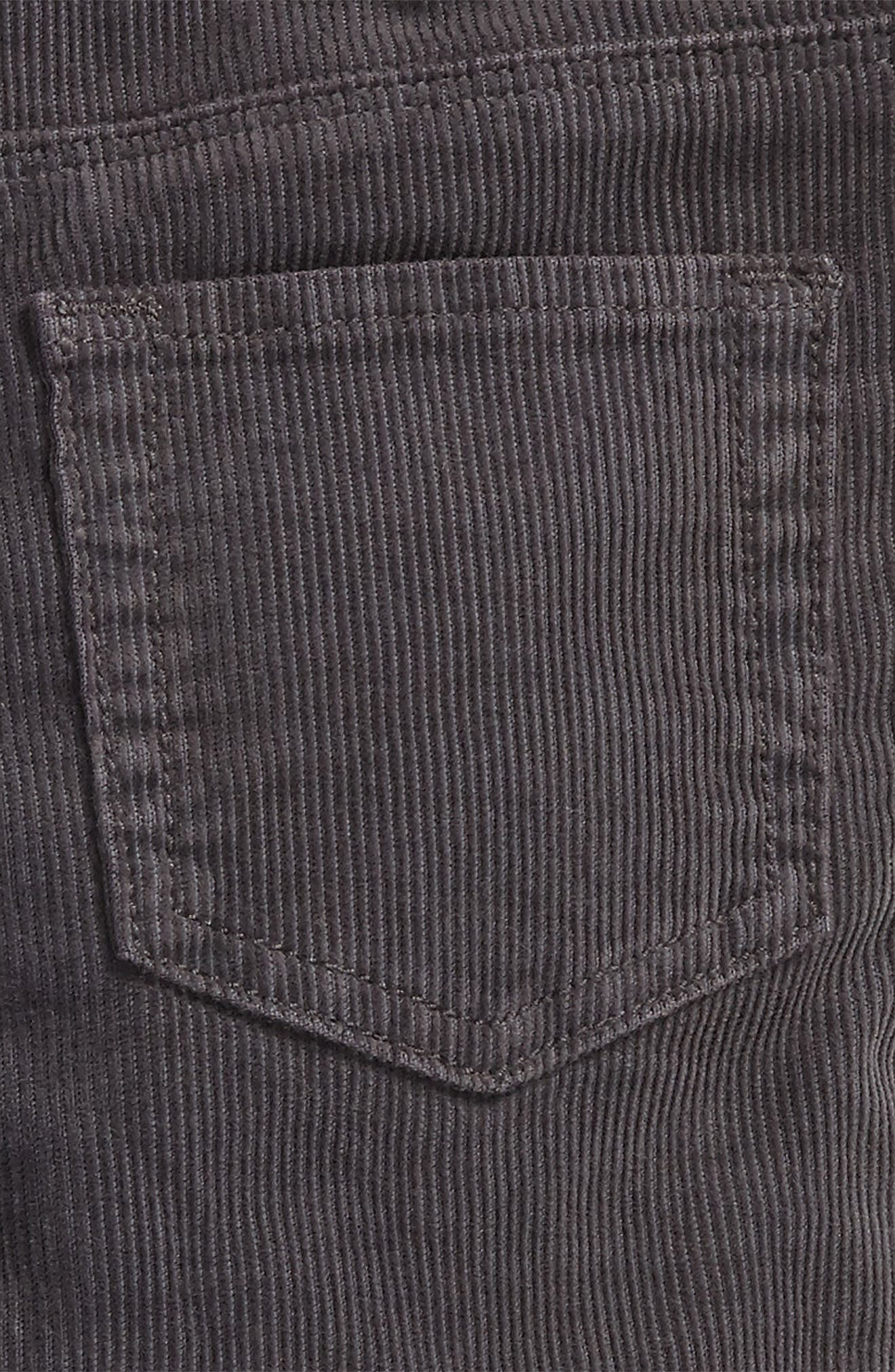 Langston Corduroy Skinny Pants,                             Alternate thumbnail 3, color,                             029