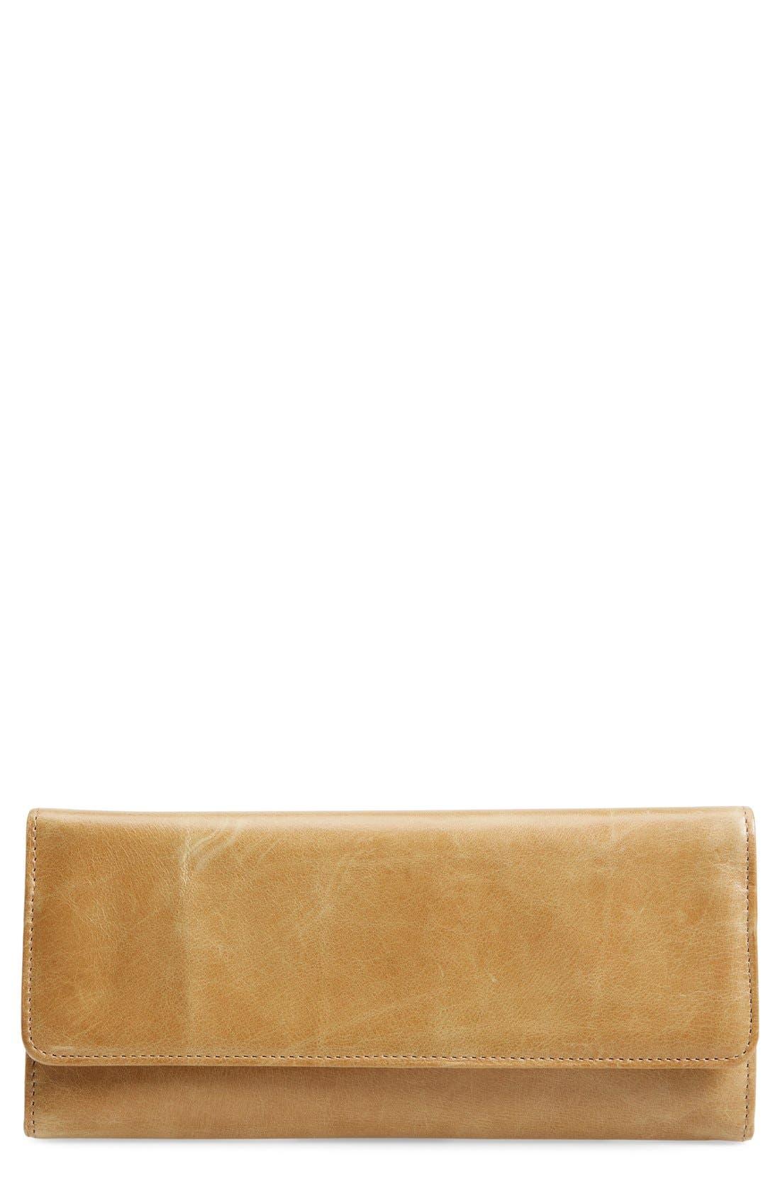 'Sadie' Leather Wallet,                             Main thumbnail 20, color,