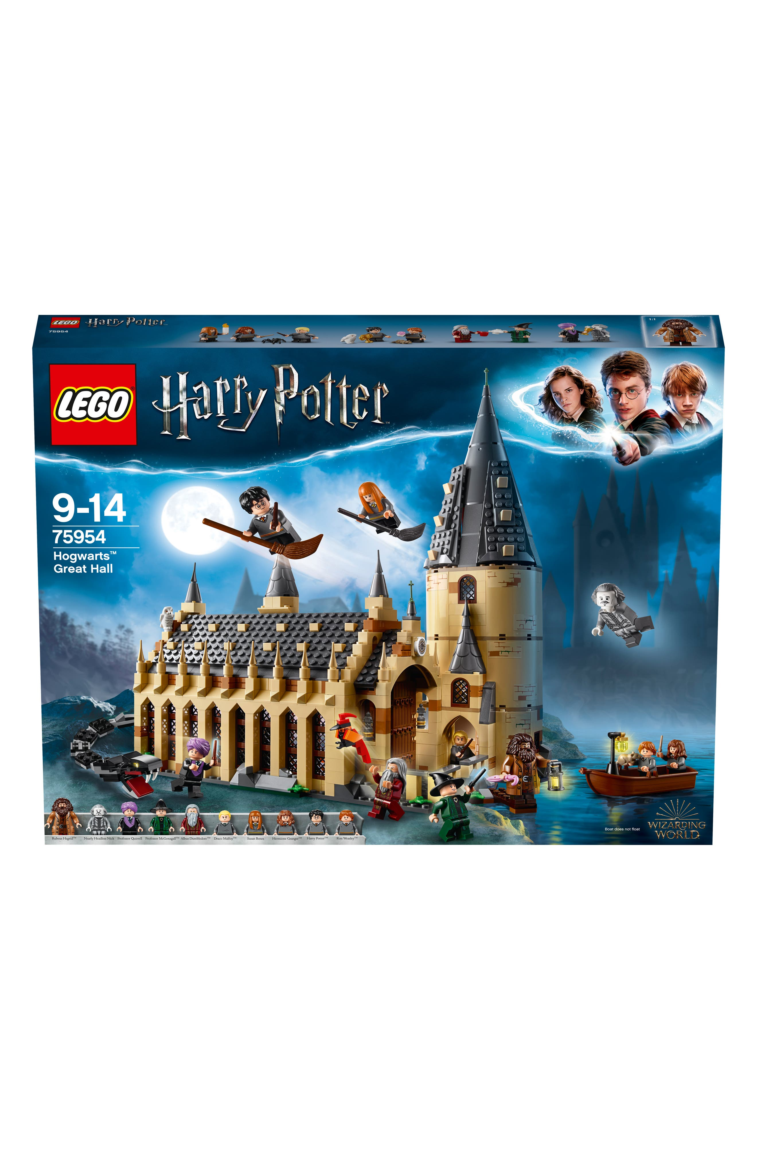 Harry Potter<sup>™</sup> Hogwarts Great Hall<sup>™</sup> - 75954,                         Main,                         color, 960