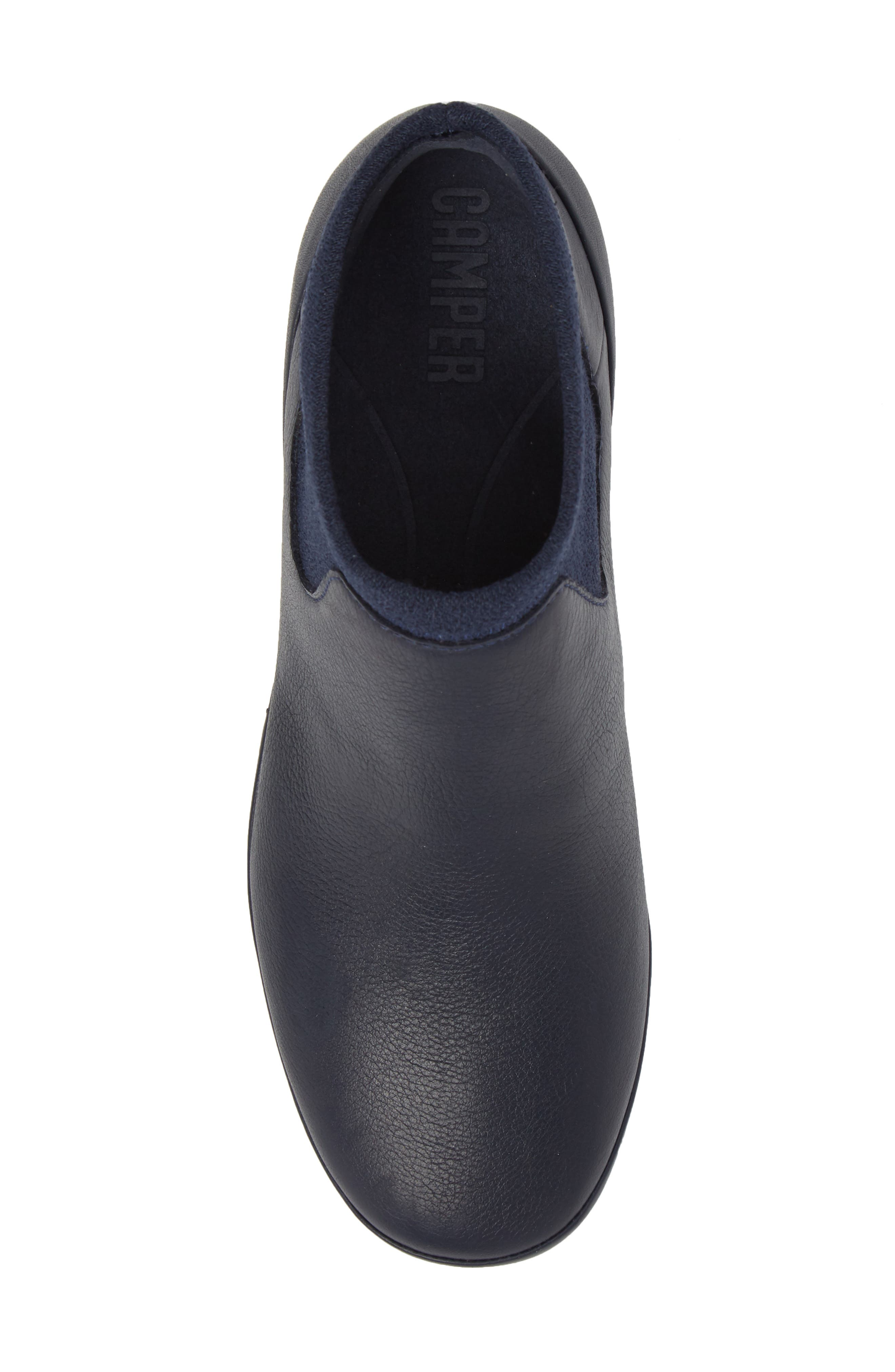 Alright Chelsea Bootie,                             Alternate thumbnail 5, color,                             NAVY