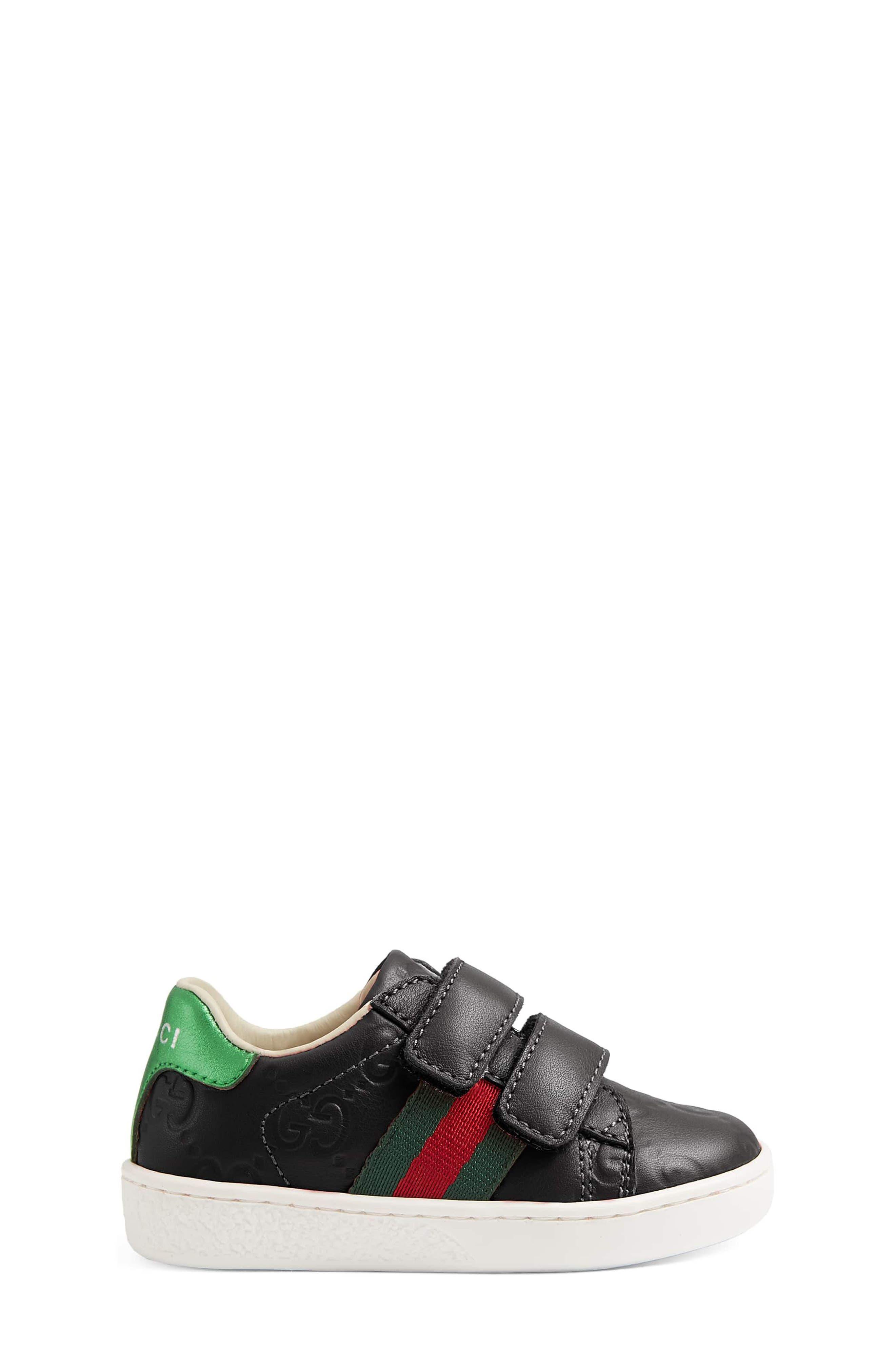 New Ace Sneaker,                             Alternate thumbnail 2, color,                             BLACK