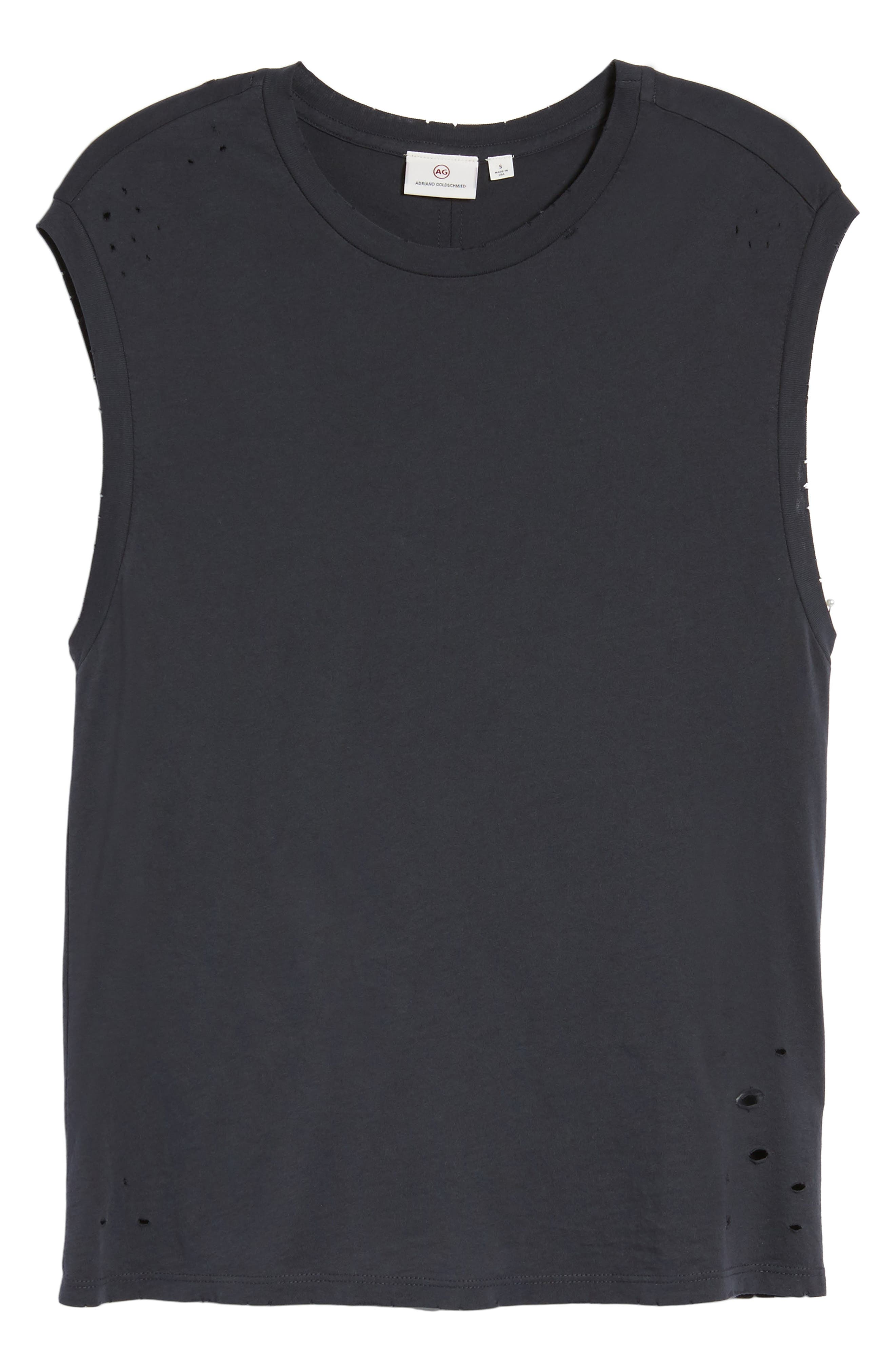 Saint Muscle Tee,                             Alternate thumbnail 17, color,