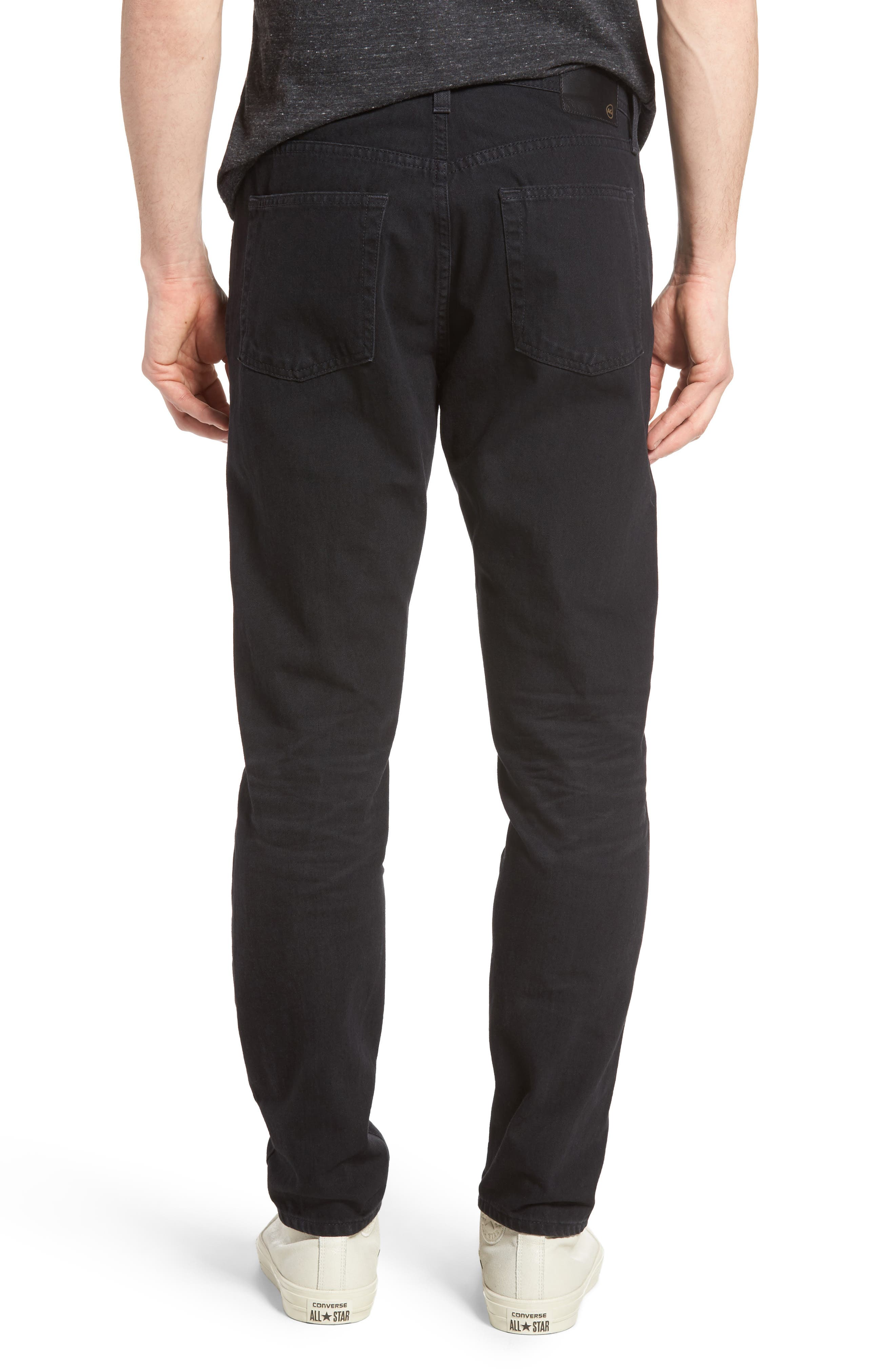 Apex Slouchy Slim Fit Jeans,                             Alternate thumbnail 2, color,