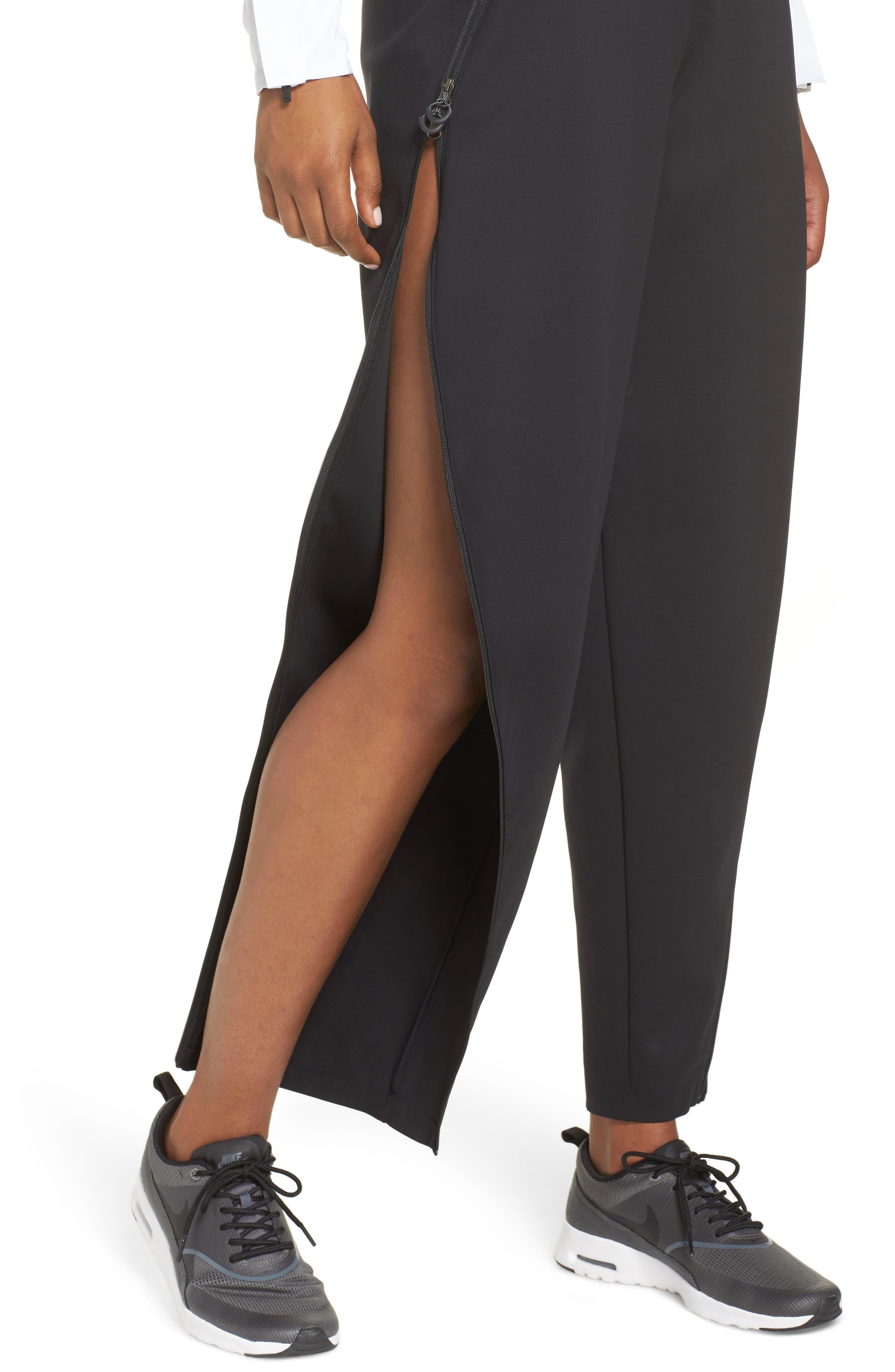XX Project Women's Dri-FIT Training Pants,                             Alternate thumbnail 4, color,                             BLACK
