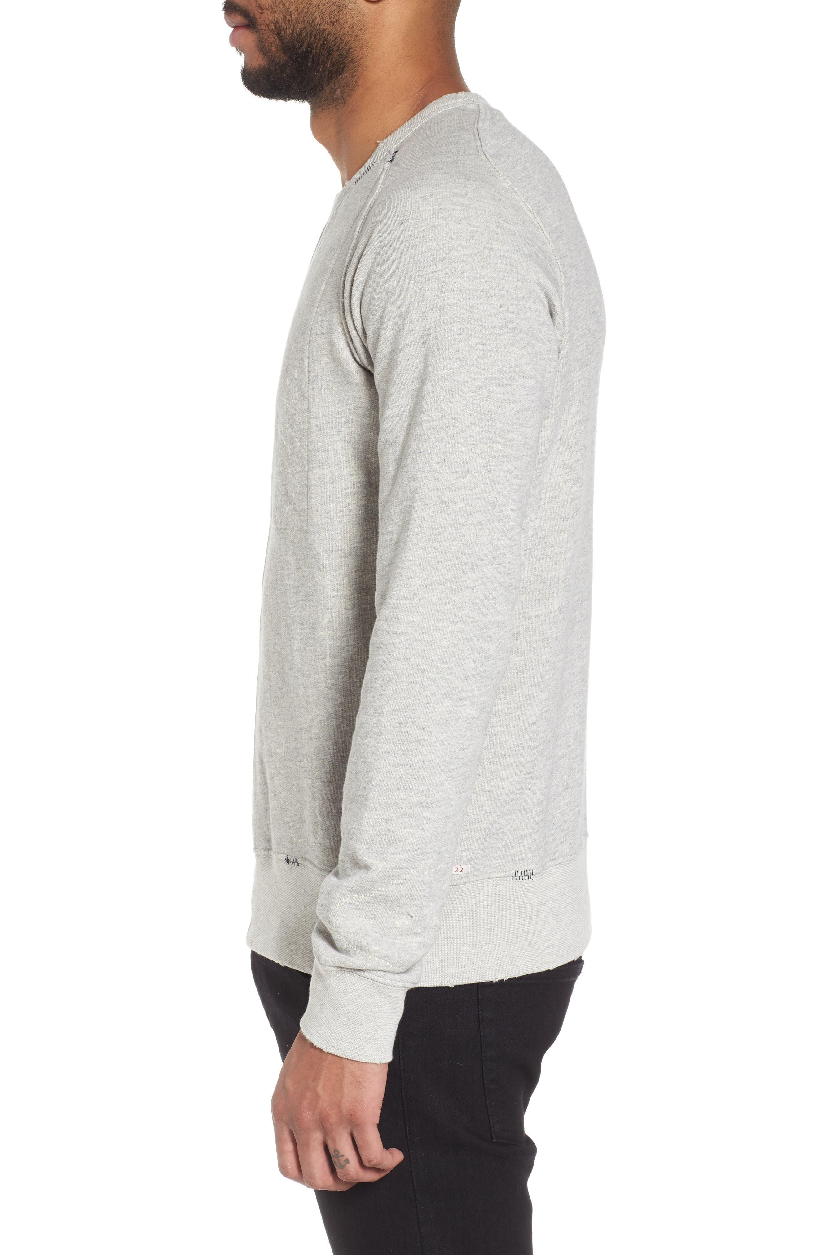 Lot 22 Sweatshirt,                             Alternate thumbnail 3, color,                             450