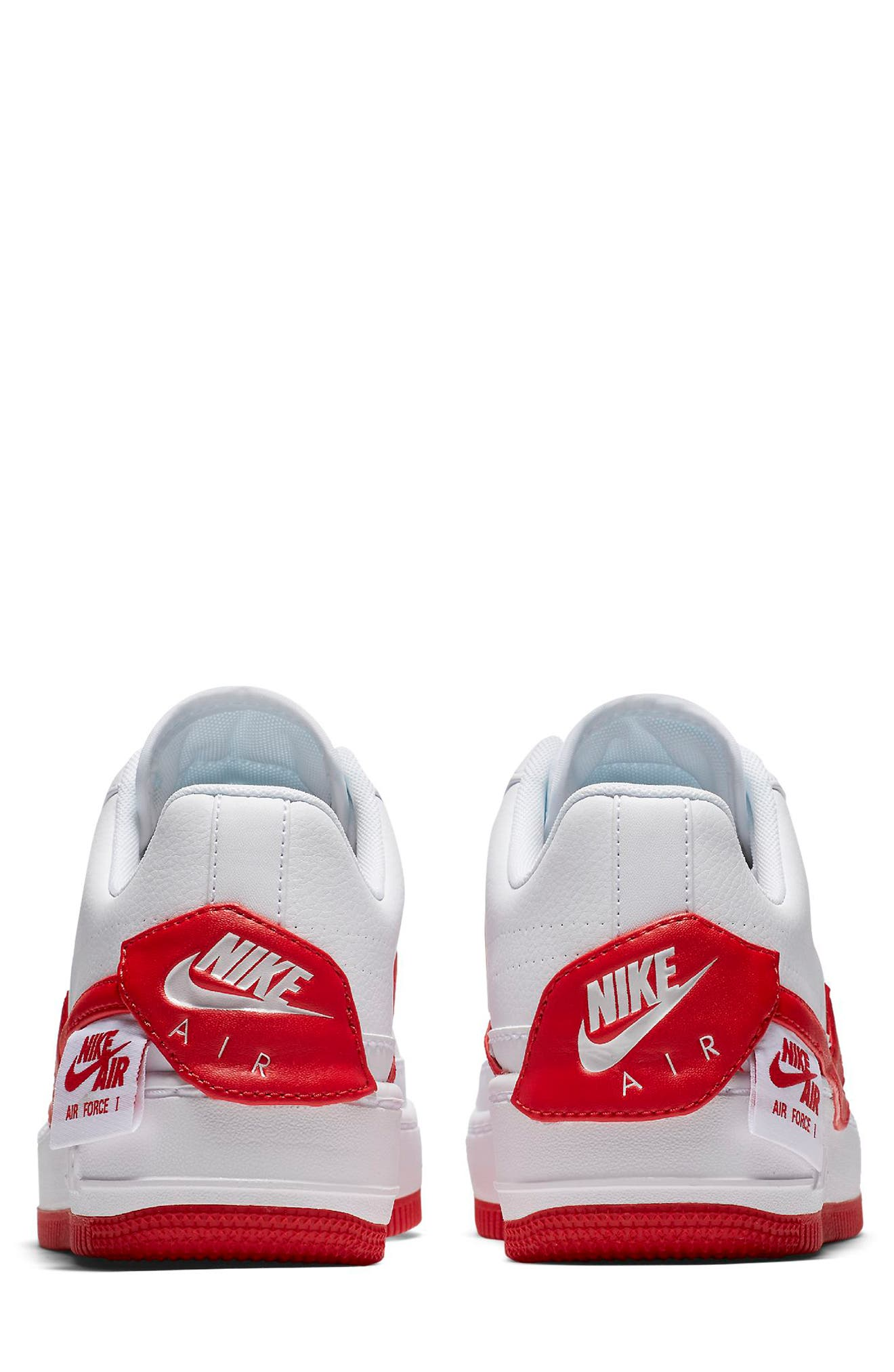 Air Force 1 Jester XX Sneaker,                             Alternate thumbnail 2, color,                             WHITE
