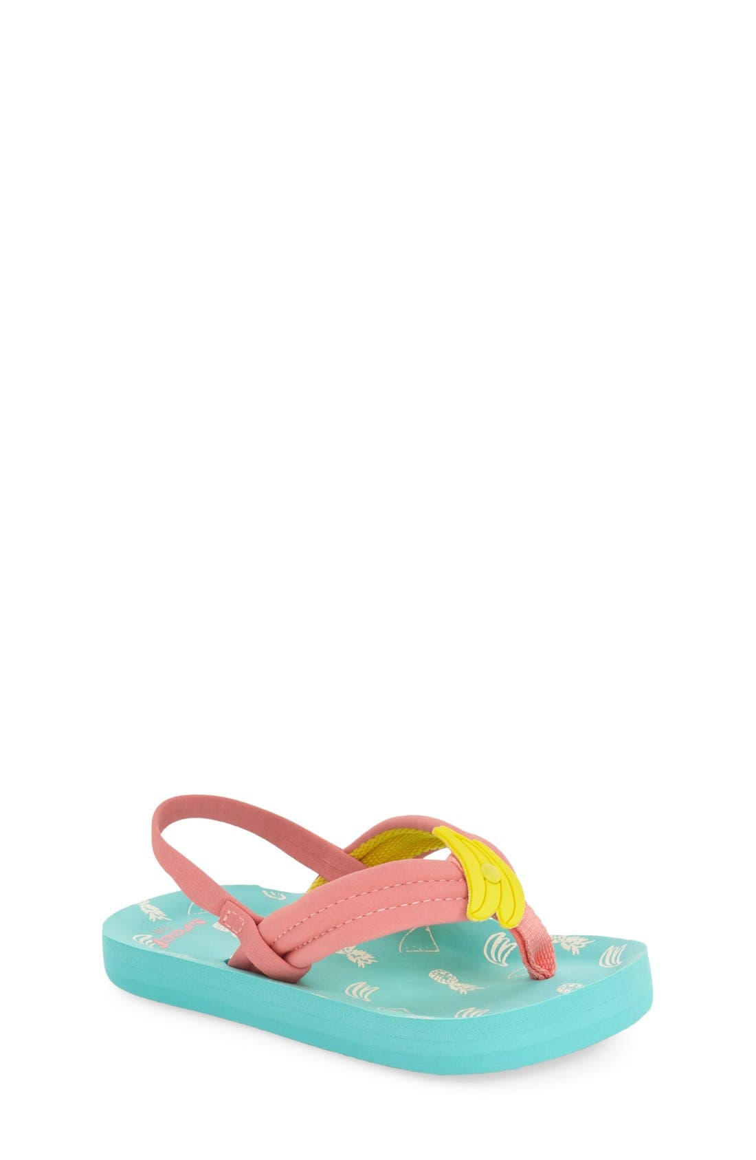 'Little Ahi' Thong Sandal,                             Alternate thumbnail 23, color,