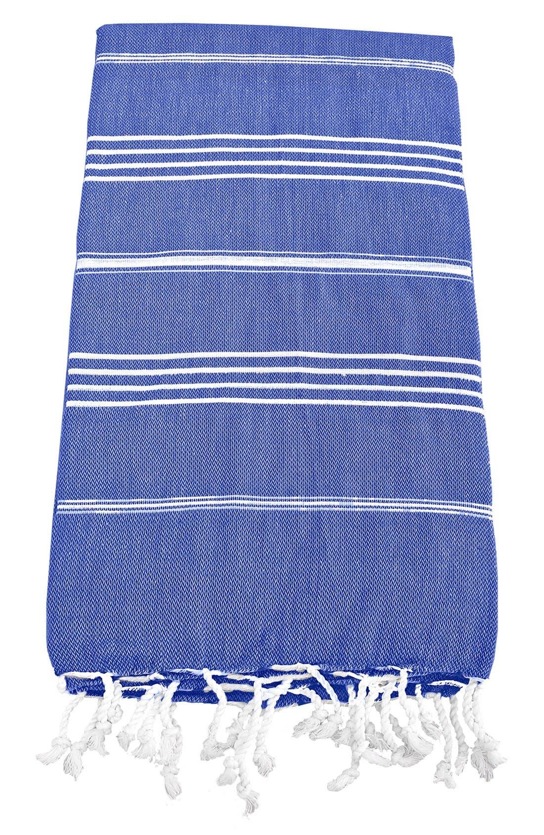 Monogram Turkish Cotton Towel,                             Main thumbnail 56, color,