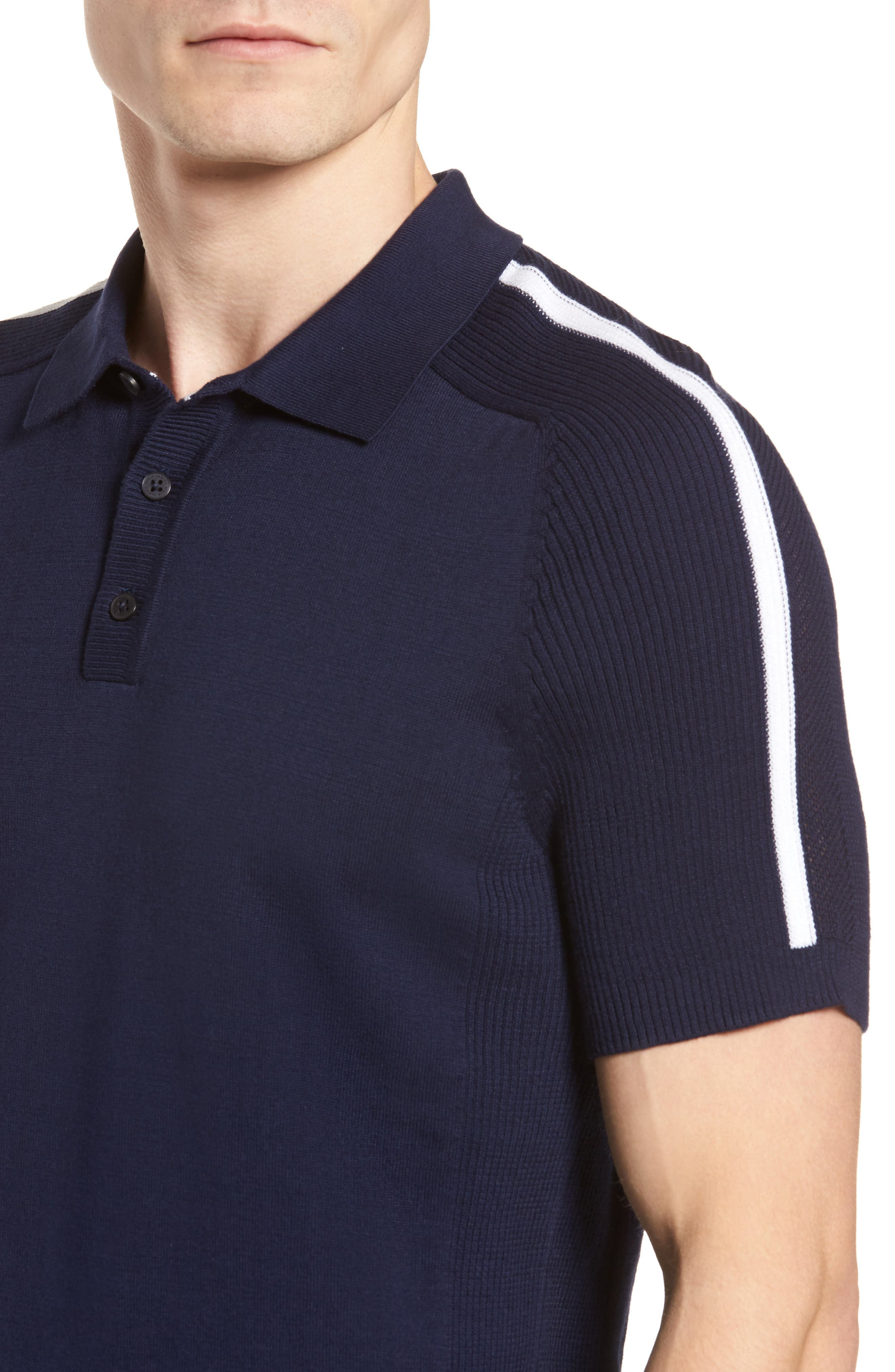 Sweater Polo,                             Alternate thumbnail 12, color,