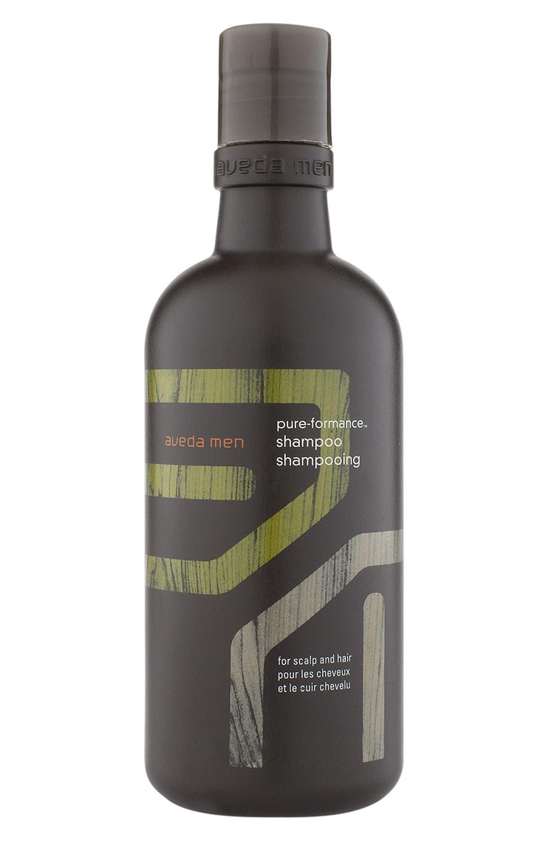 Men pure-formance<sup>™</sup> Shampoo,                         Main,                         color, NO COLOR