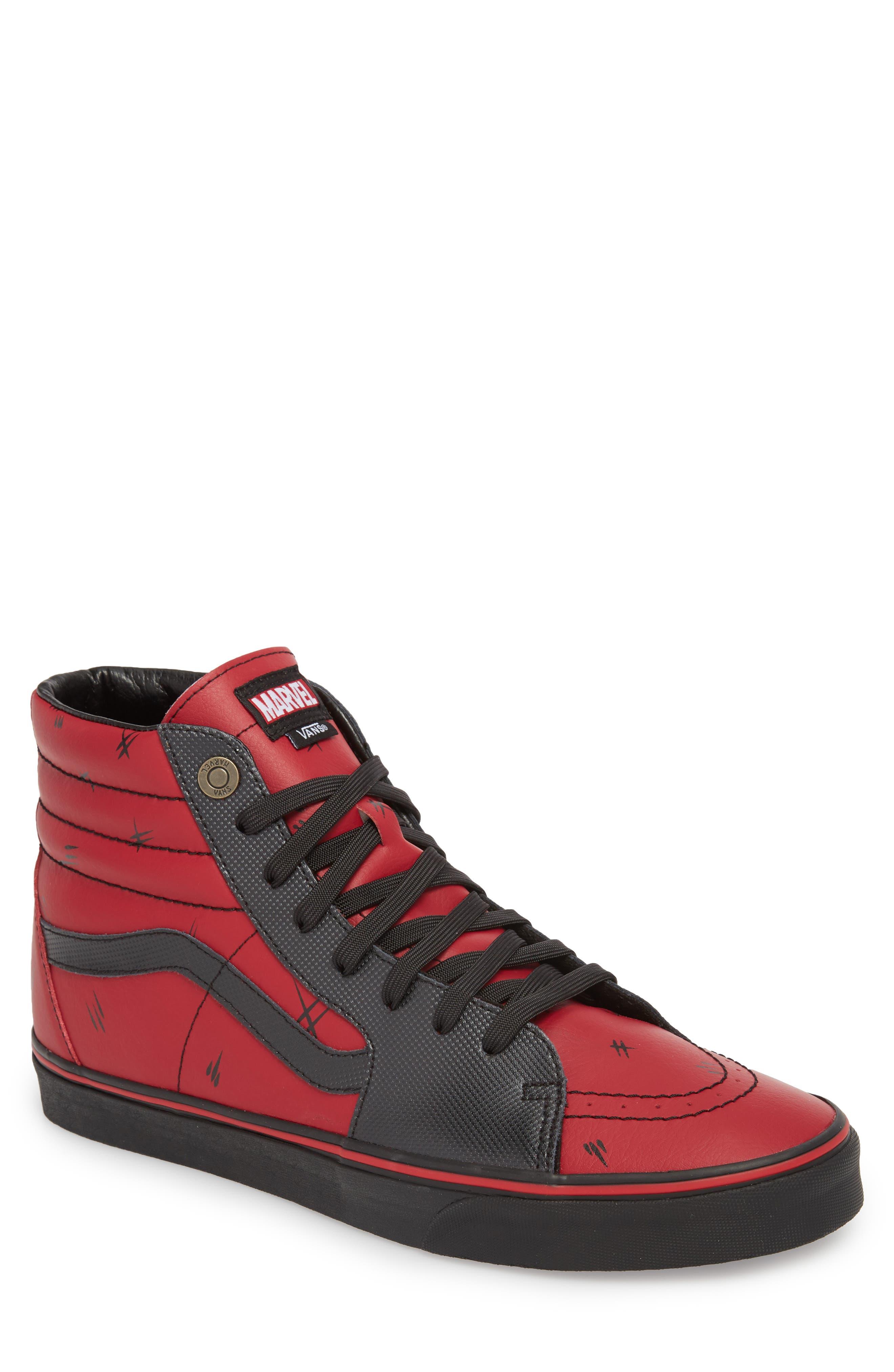 x Marvel<sup>®</sup> UA Sk8-Hi Sneaker,                             Main thumbnail 2, color,