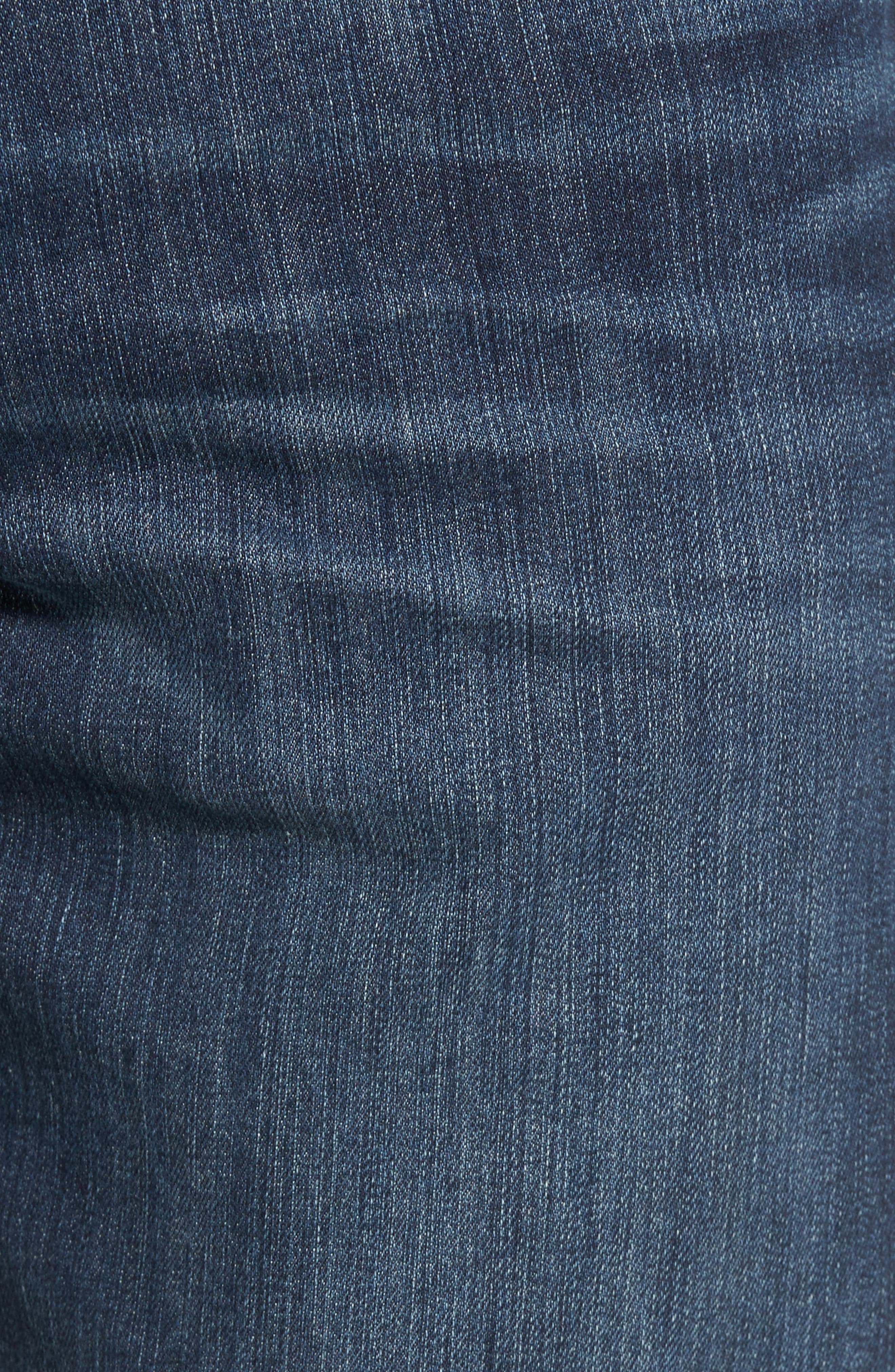 Legacy - Normandie Straight Fit Jeans,                             Alternate thumbnail 5, color,                             400