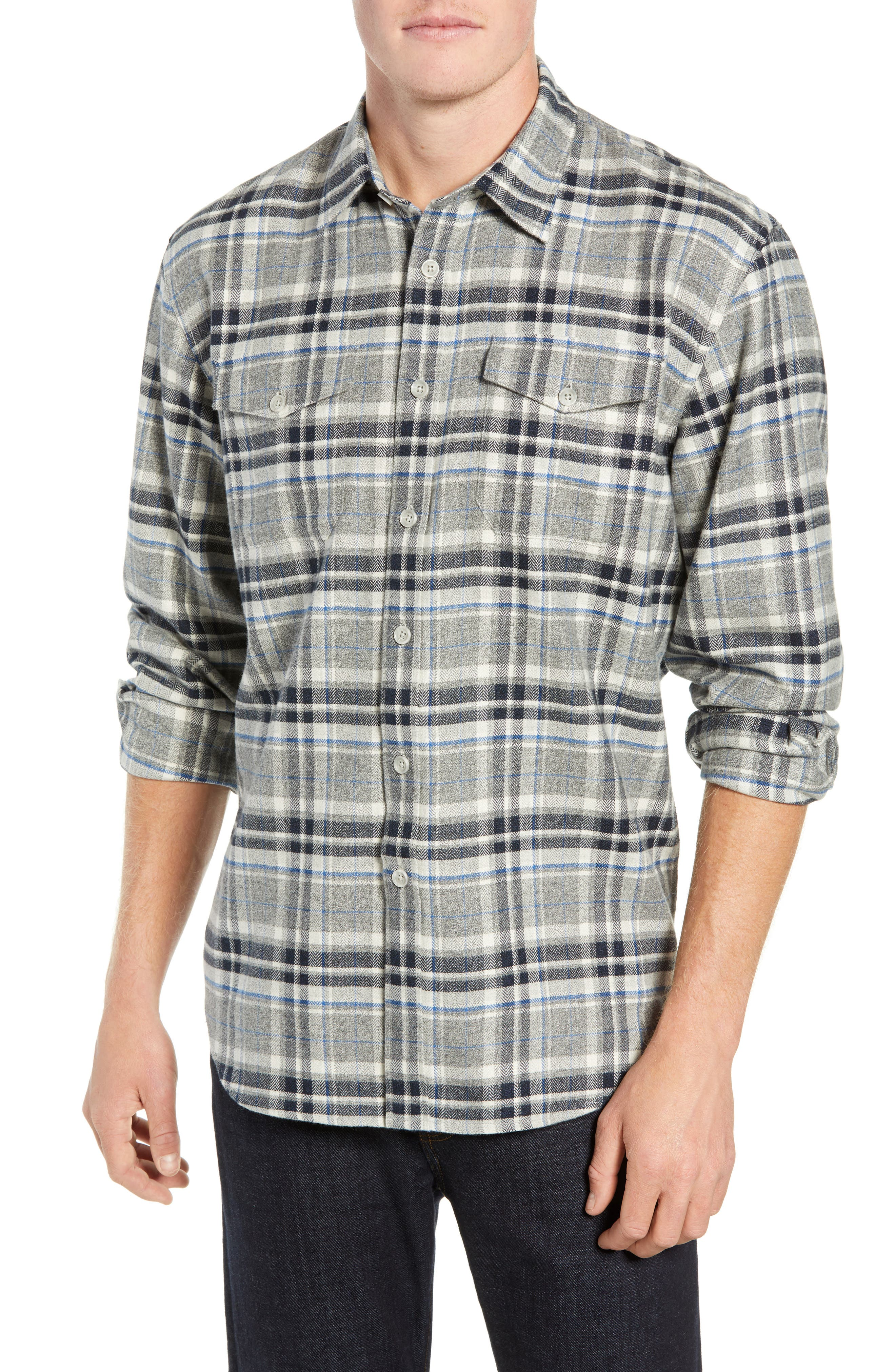 Coastaoro Arungton Regular Fit Flannel Shirt