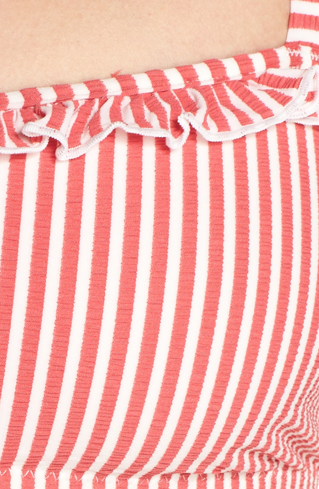 SOLID & STRIPED,                             The Leslie Bikini Top,                             Alternate thumbnail 5, color,                             600
