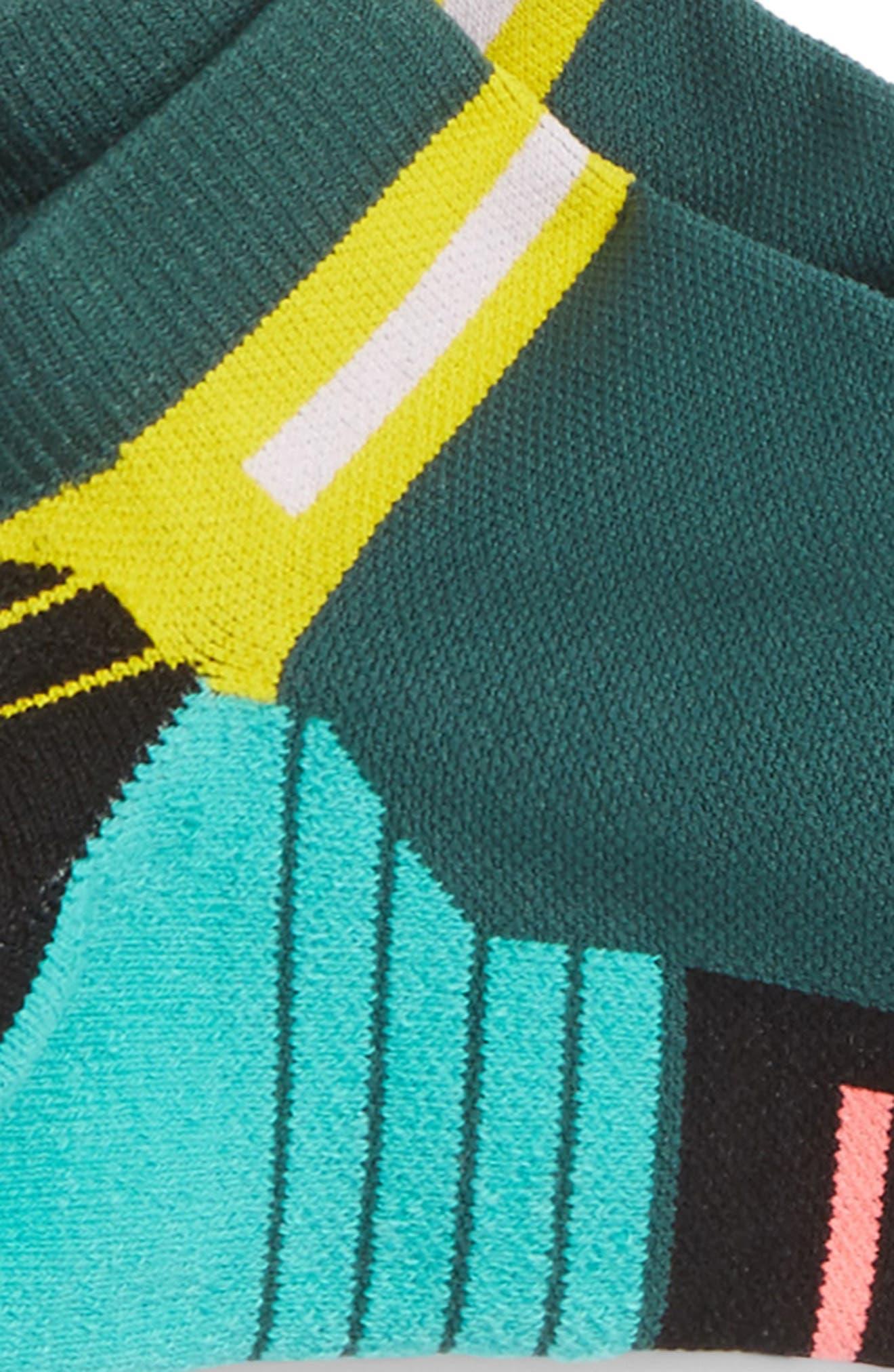 Manoa Tab Ankle Socks,                             Alternate thumbnail 2, color,                             340