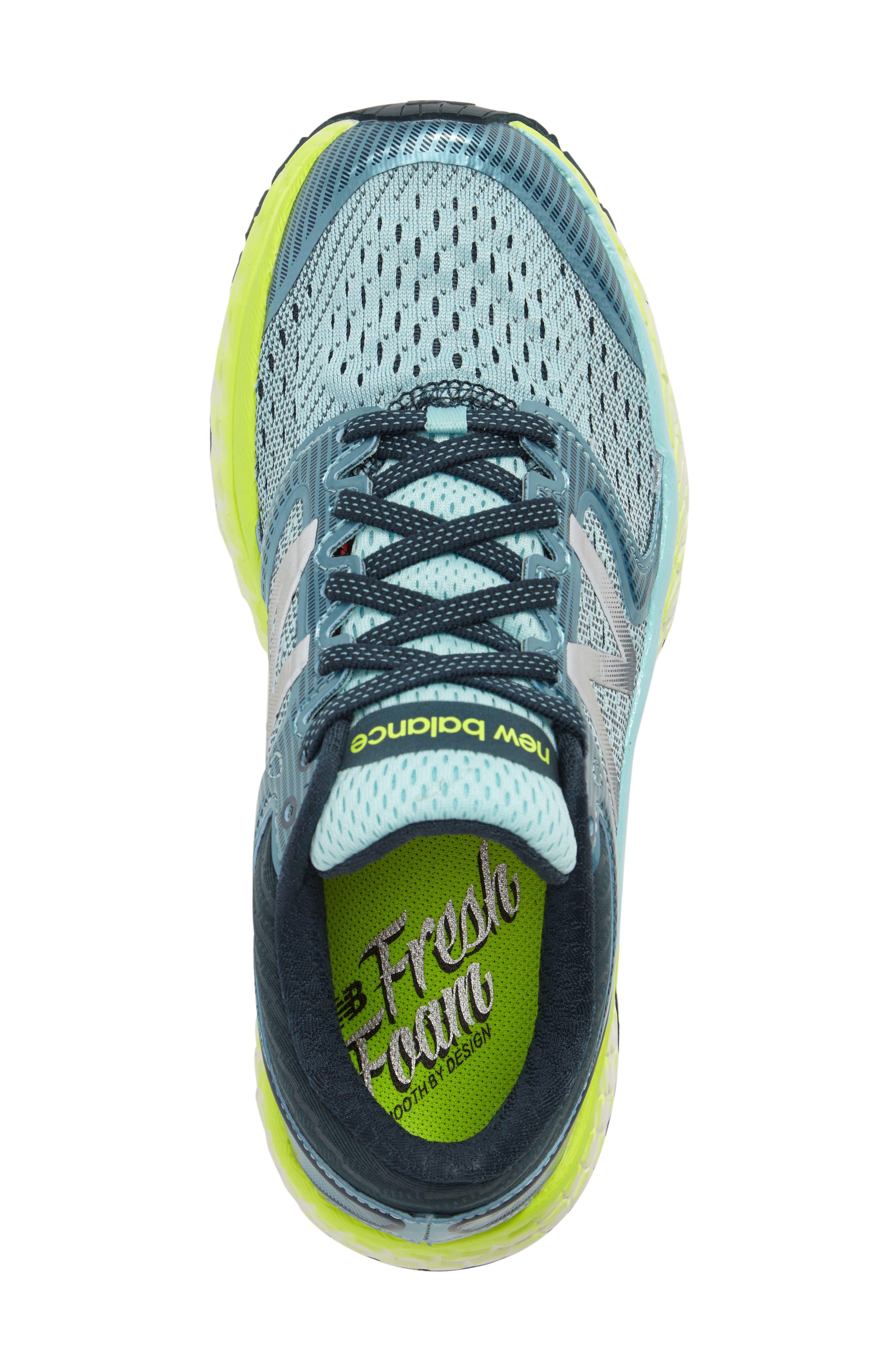 '1080 - Fresh Foam' Running Shoe,                             Alternate thumbnail 5, color,                             401