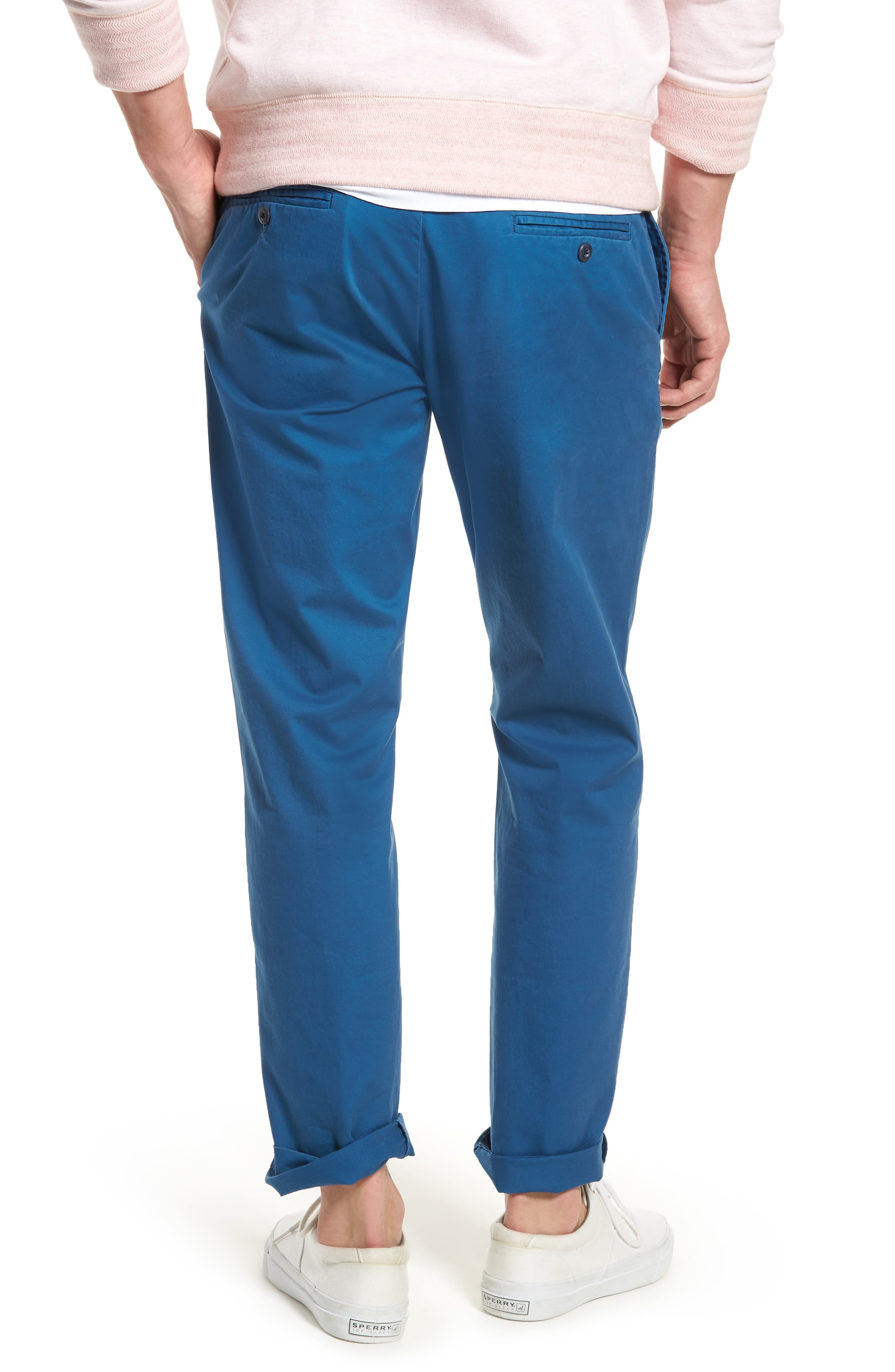 Fremont Relaxed Slim Fit Chinos,                             Alternate thumbnail 12, color,