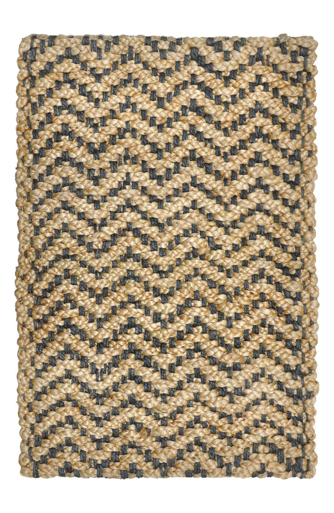 Herringbone Handwoven Rug,                             Main thumbnail 1, color,                             020