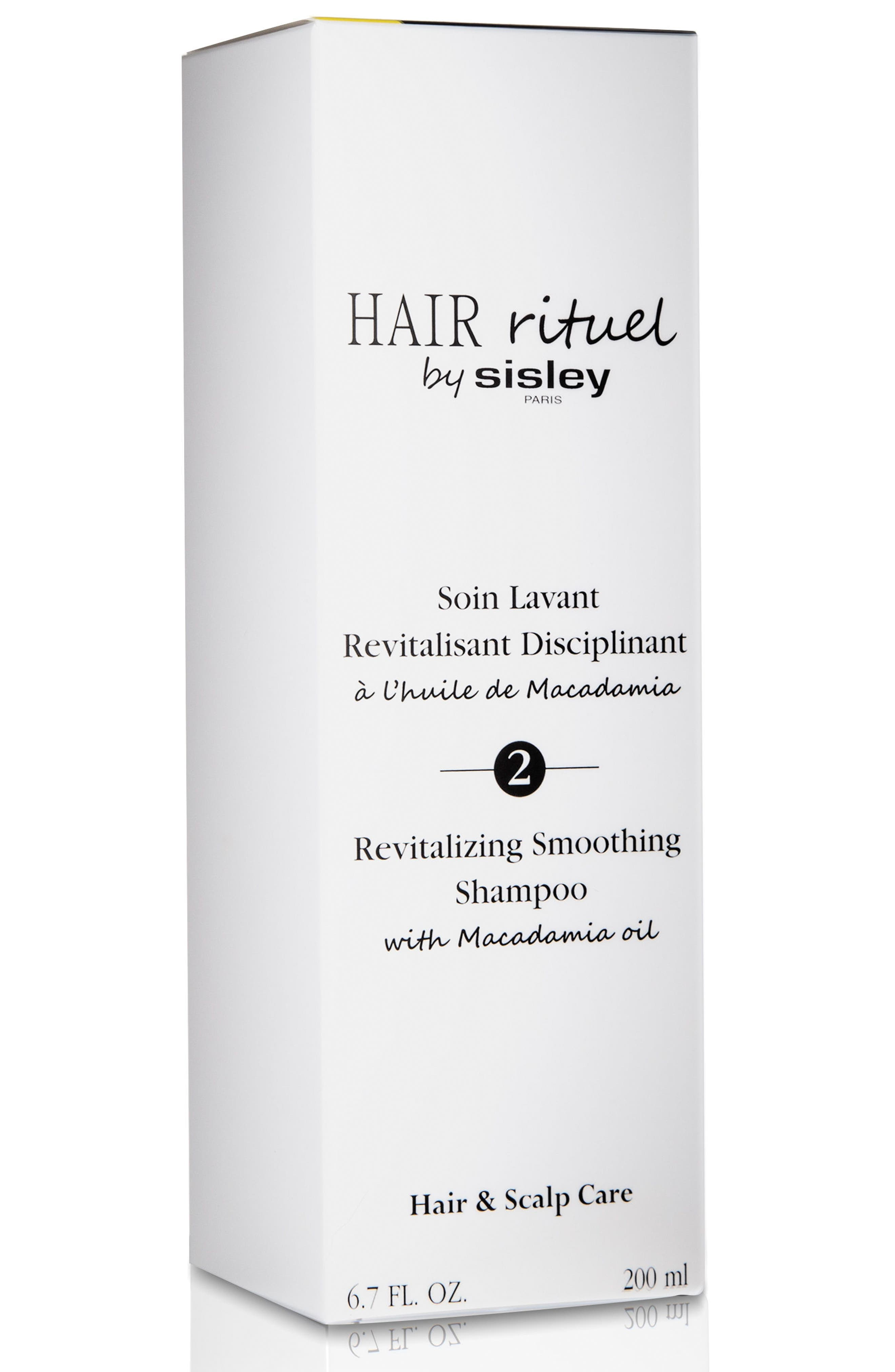 Revitalizing Smoothing Shampoo with Macadamia Oil,                             Alternate thumbnail 2, color,                             NO COLOR