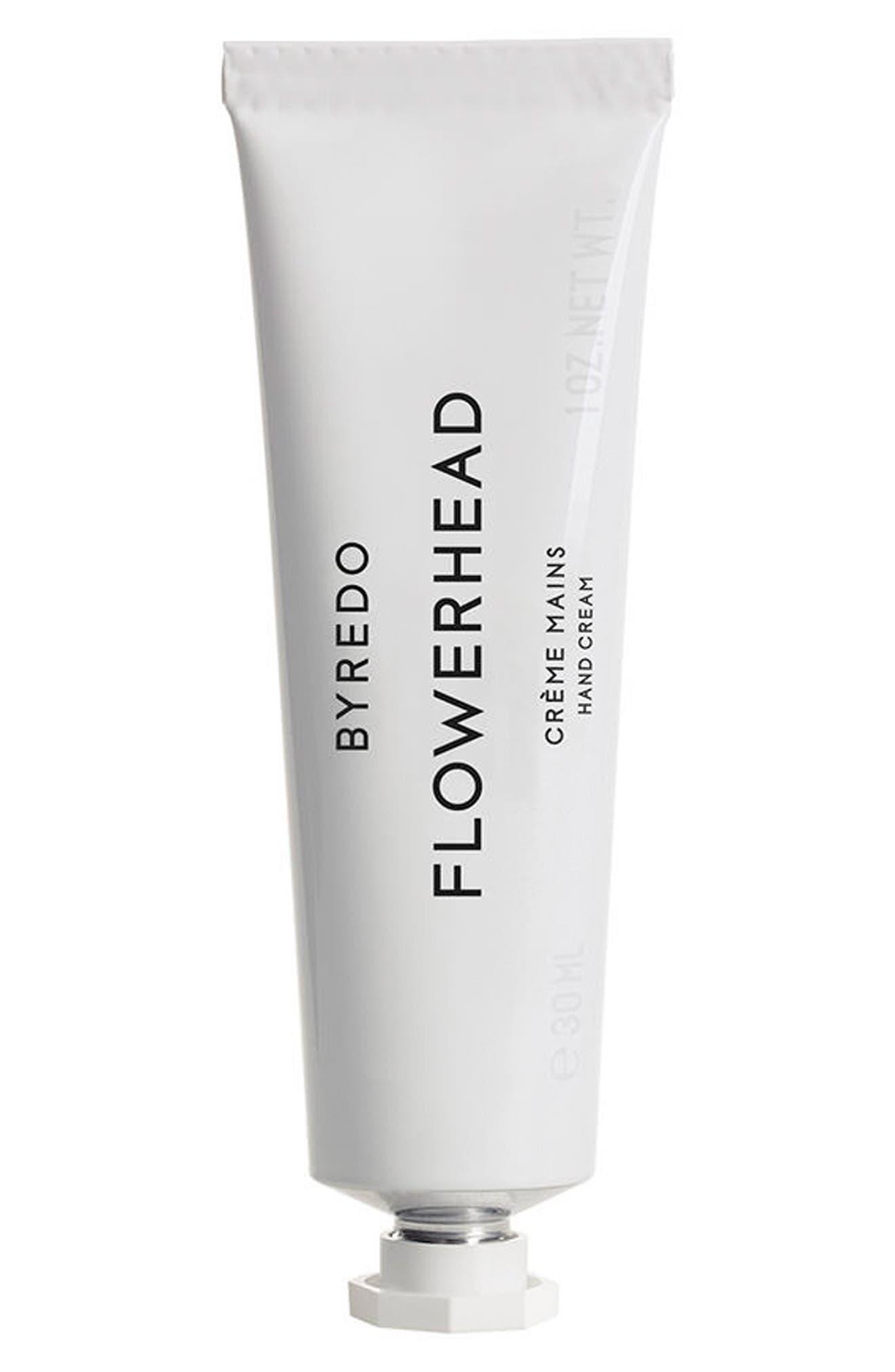 Flowerhead Hand Cream,                             Main thumbnail 1, color,                             NO COLOR
