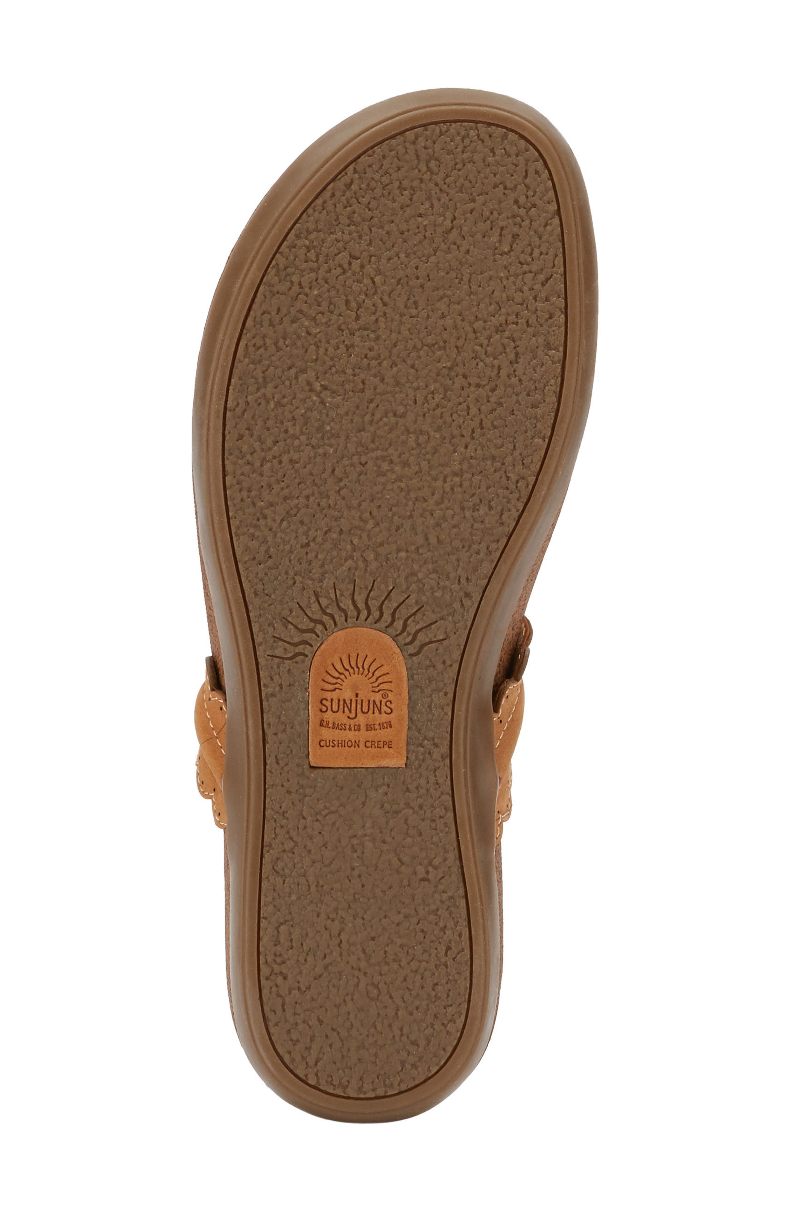 G.H. Bass and Co. Samantha Thong Sandal,                             Alternate thumbnail 21, color,