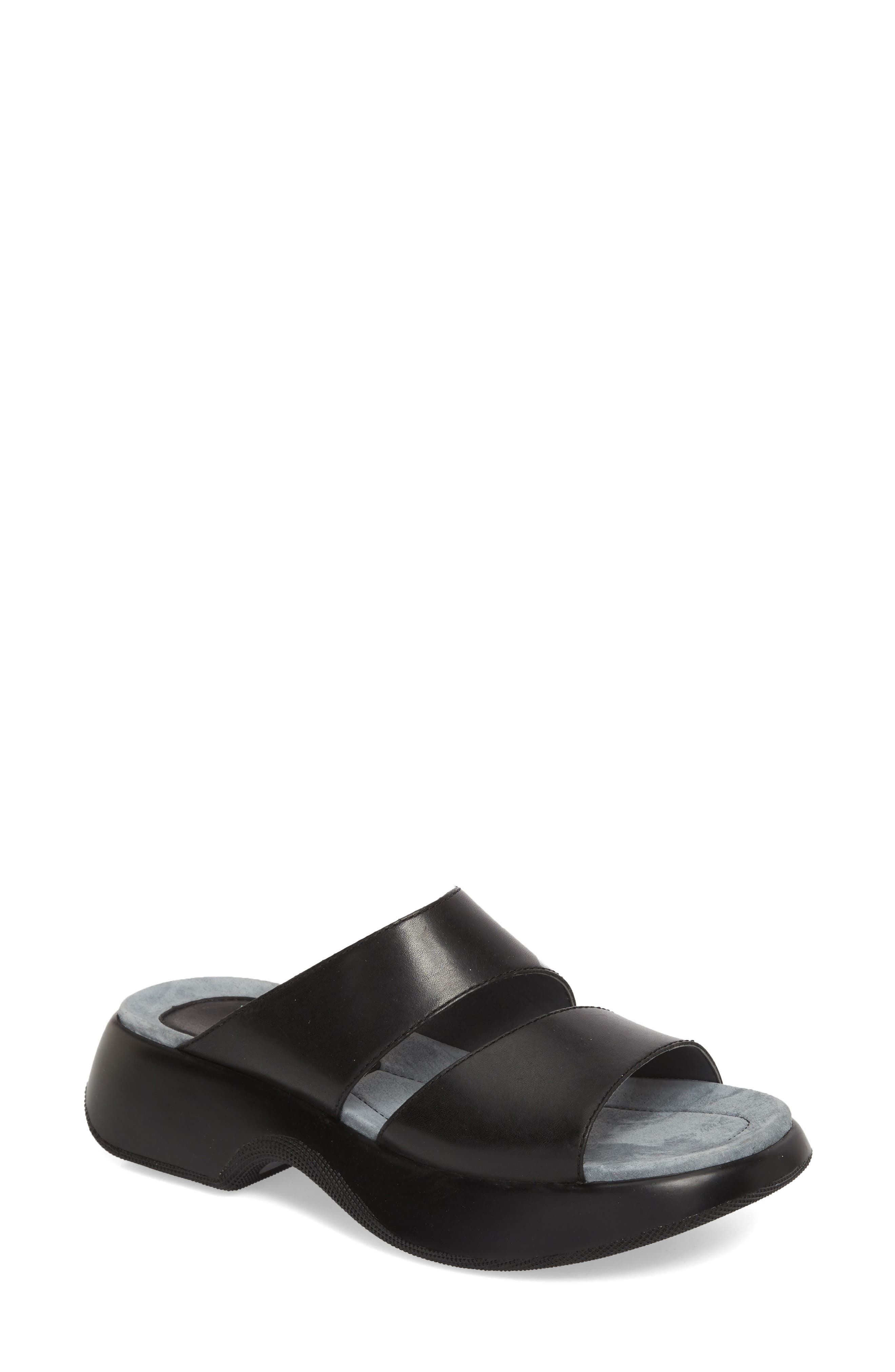 Lana Slide Sandal,                         Main,                         color, 001