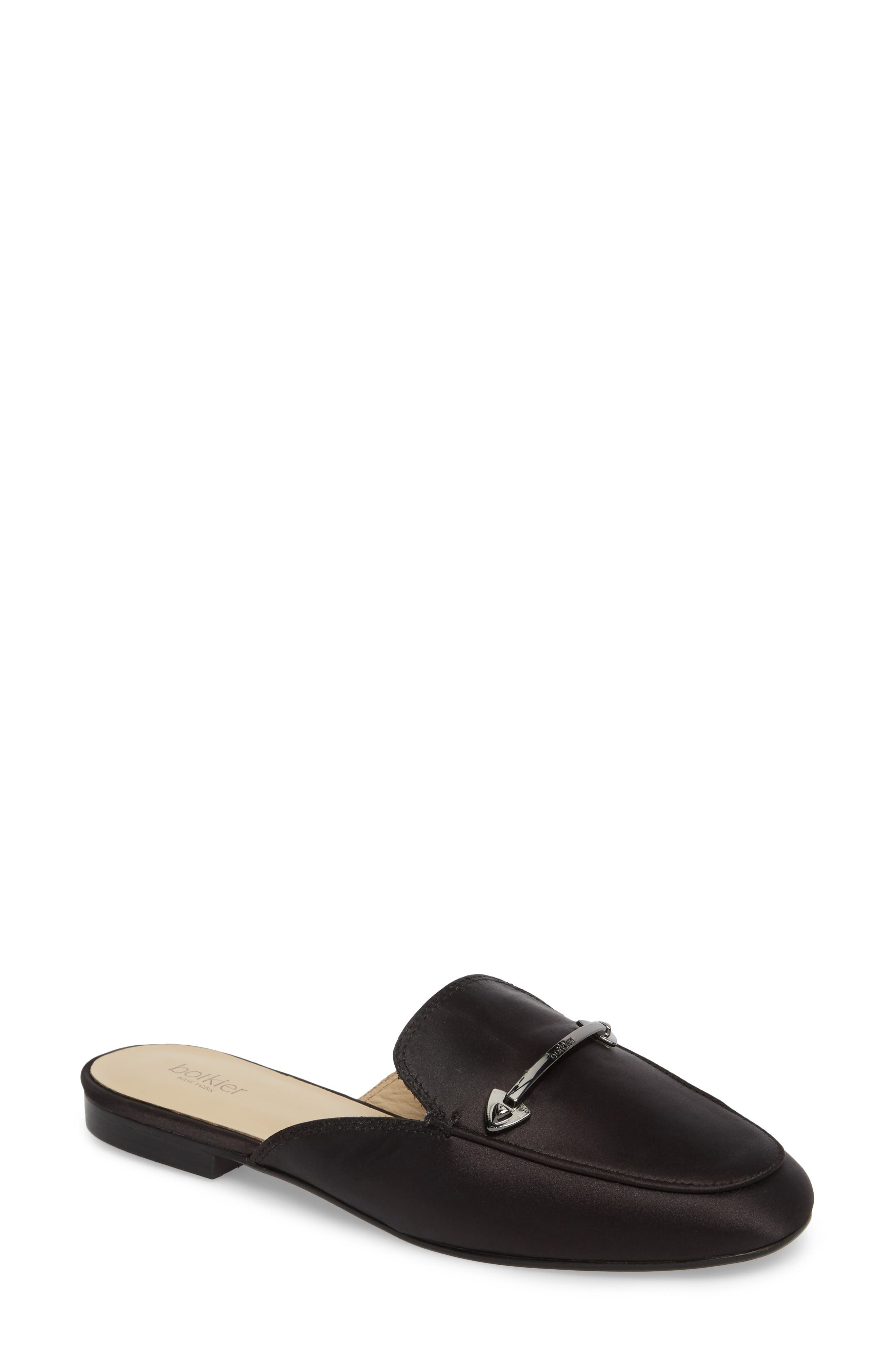 Clare Loafer Mule,                             Main thumbnail 1, color,                             003
