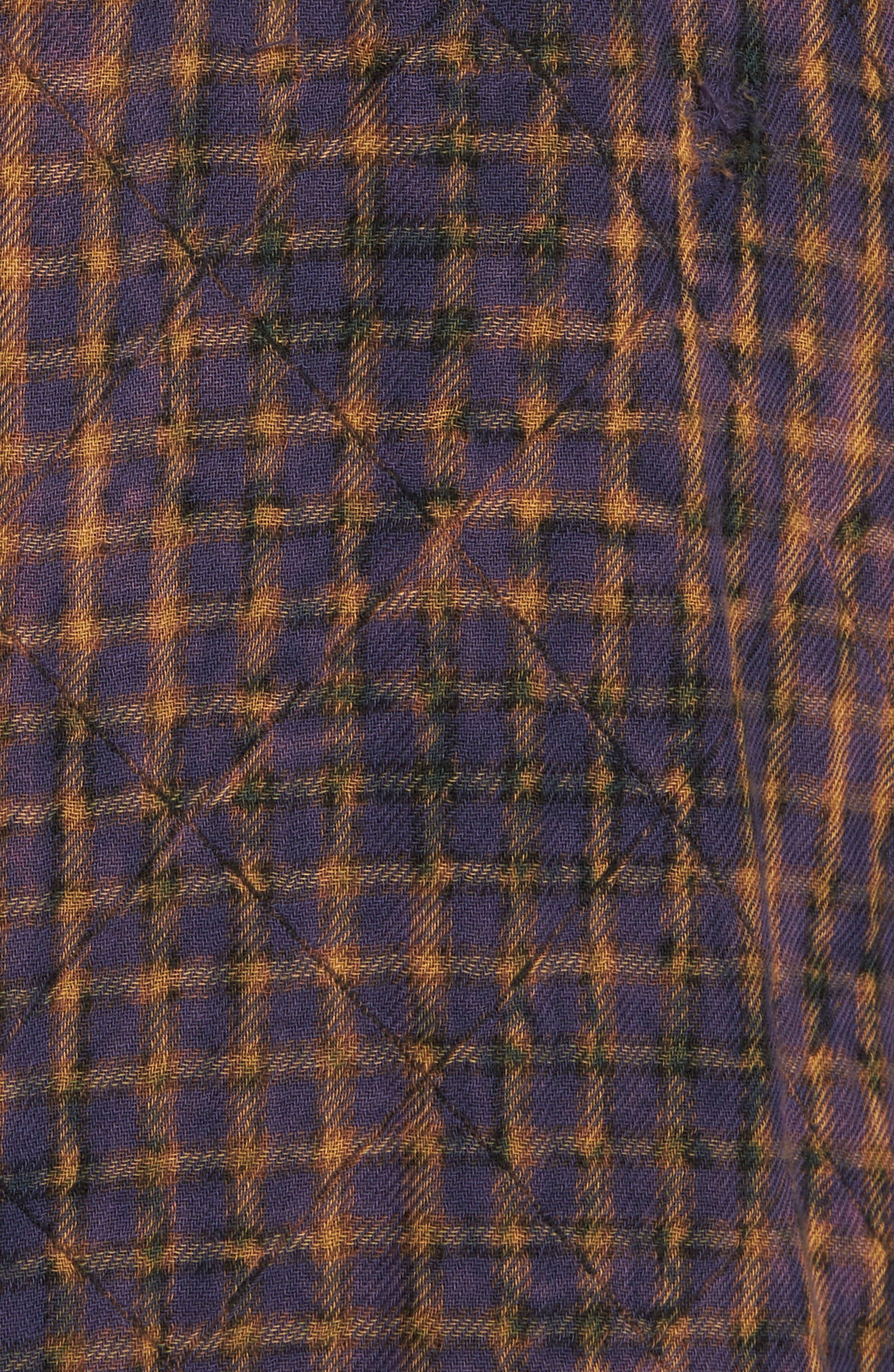 Slim Zip Front Sport Shirt,                             Alternate thumbnail 5, color,                             021