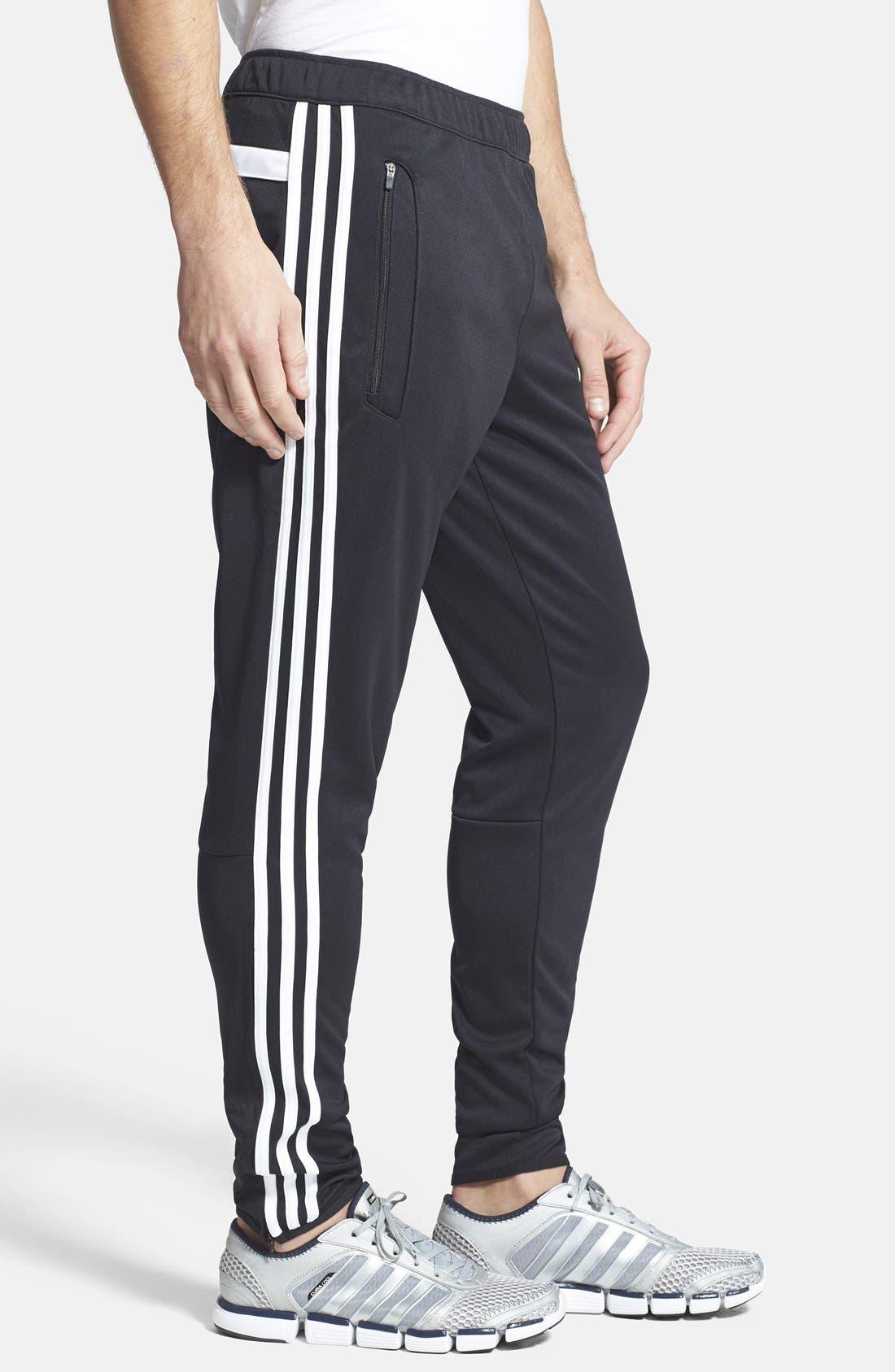 ADIDAS,                             'Tiro 13' Slim Fit Training Pants,                             Alternate thumbnail 3, color,                             001